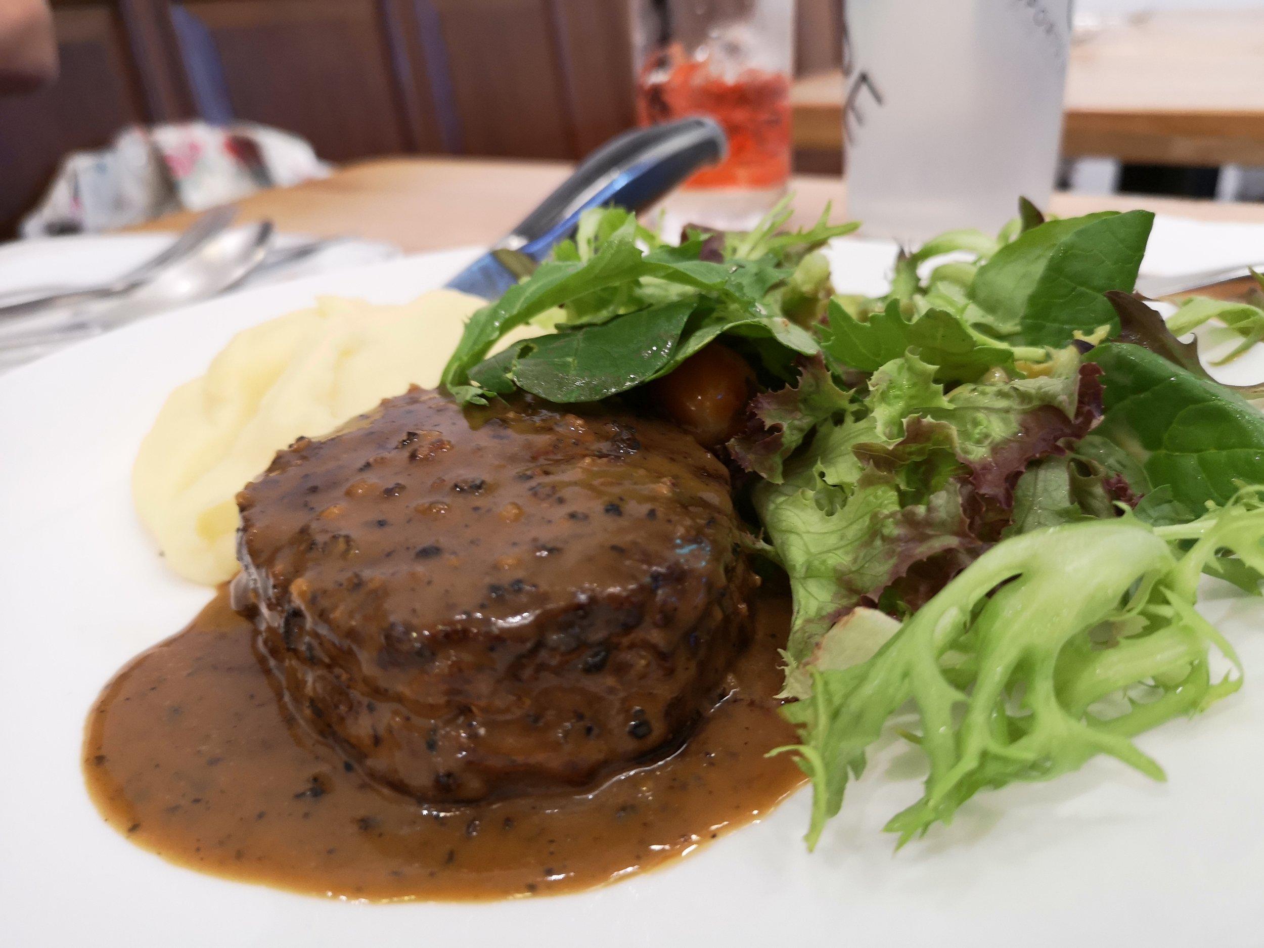 Saveur Singapore Steak