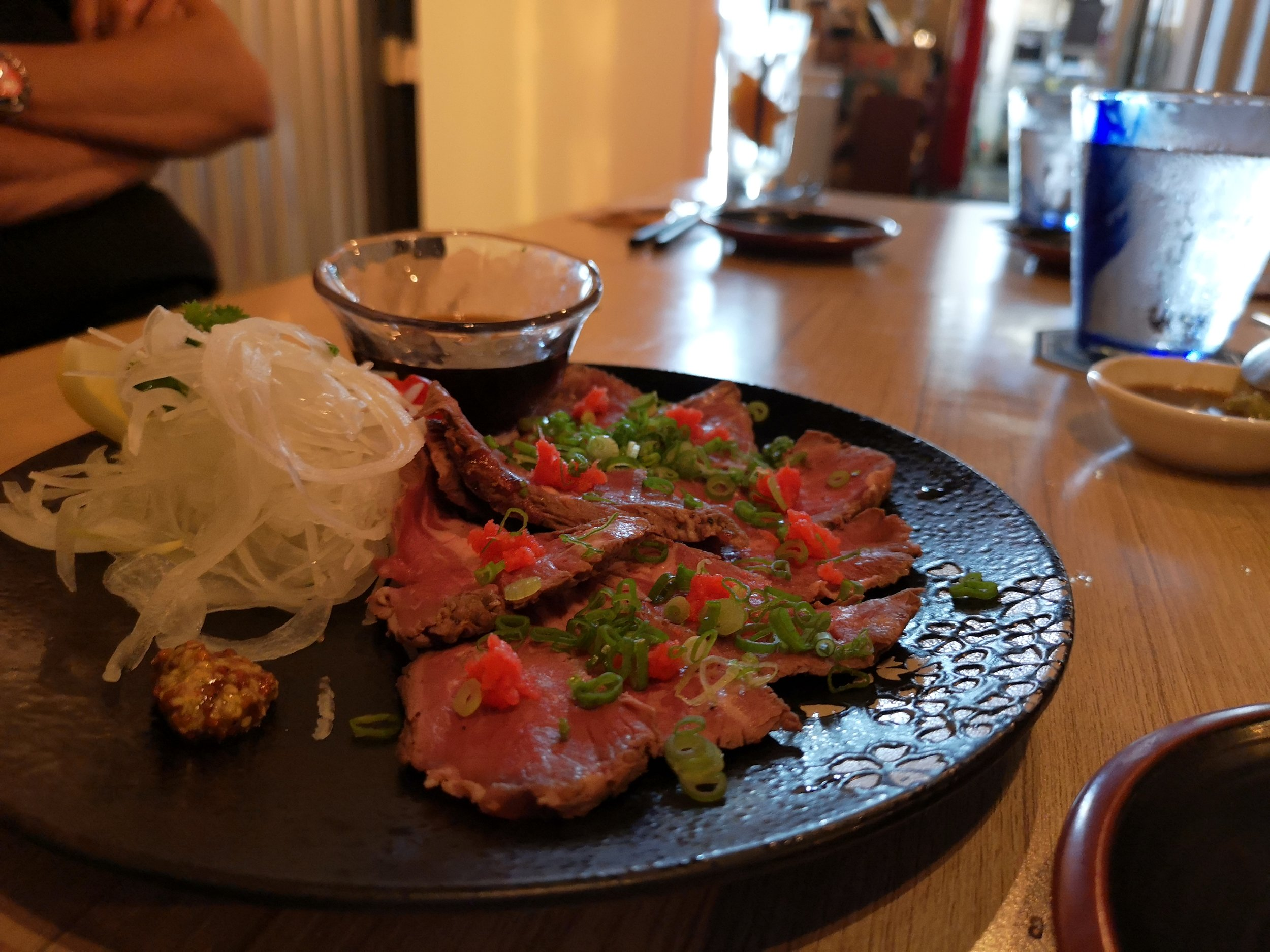 Beef Tataki Orchard Central