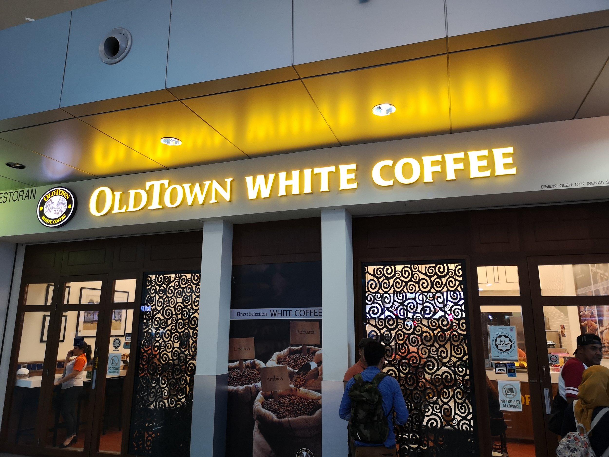 Old Town White Coffee Kopitiam Senai