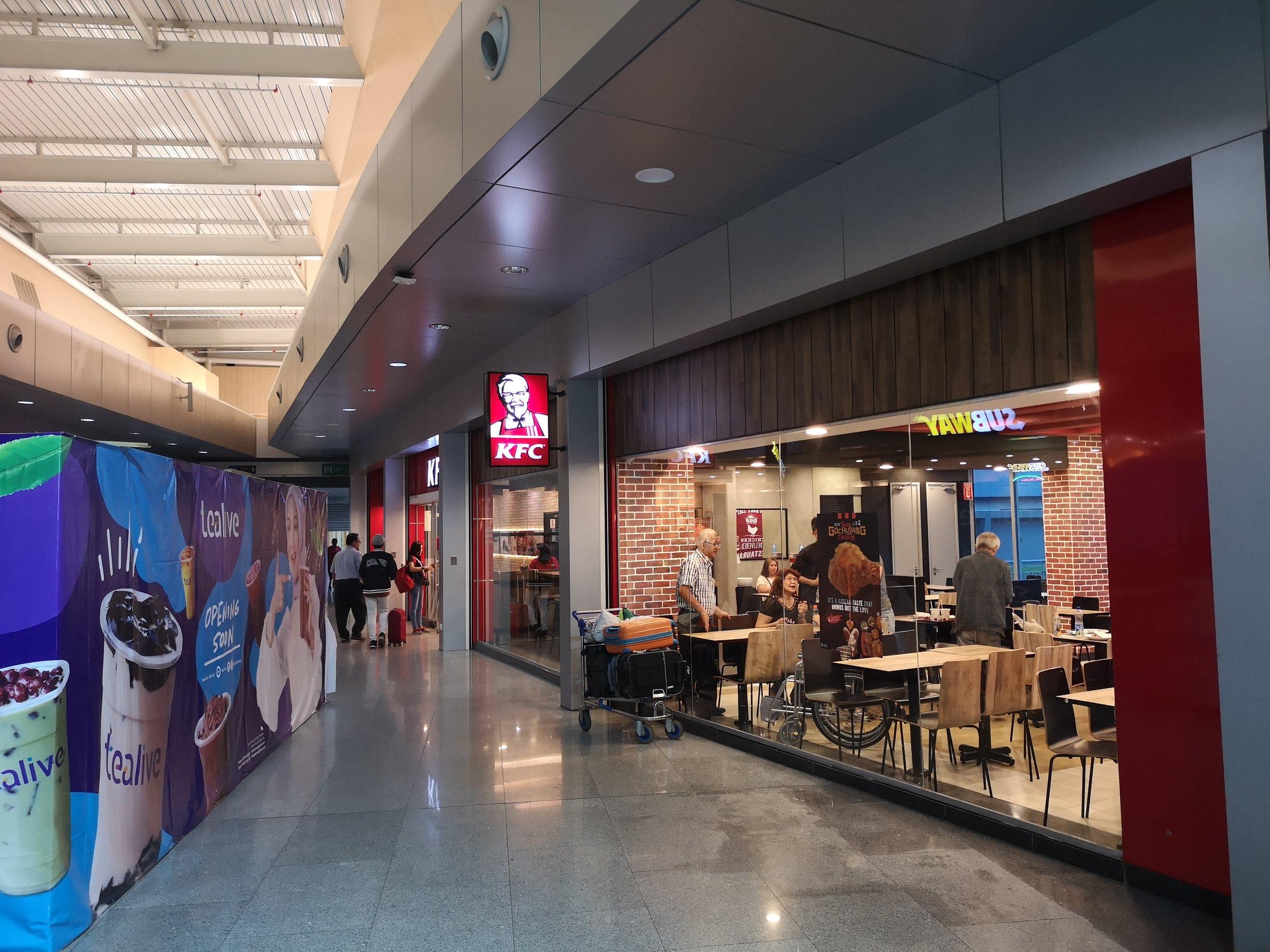 KFC Senai Airport