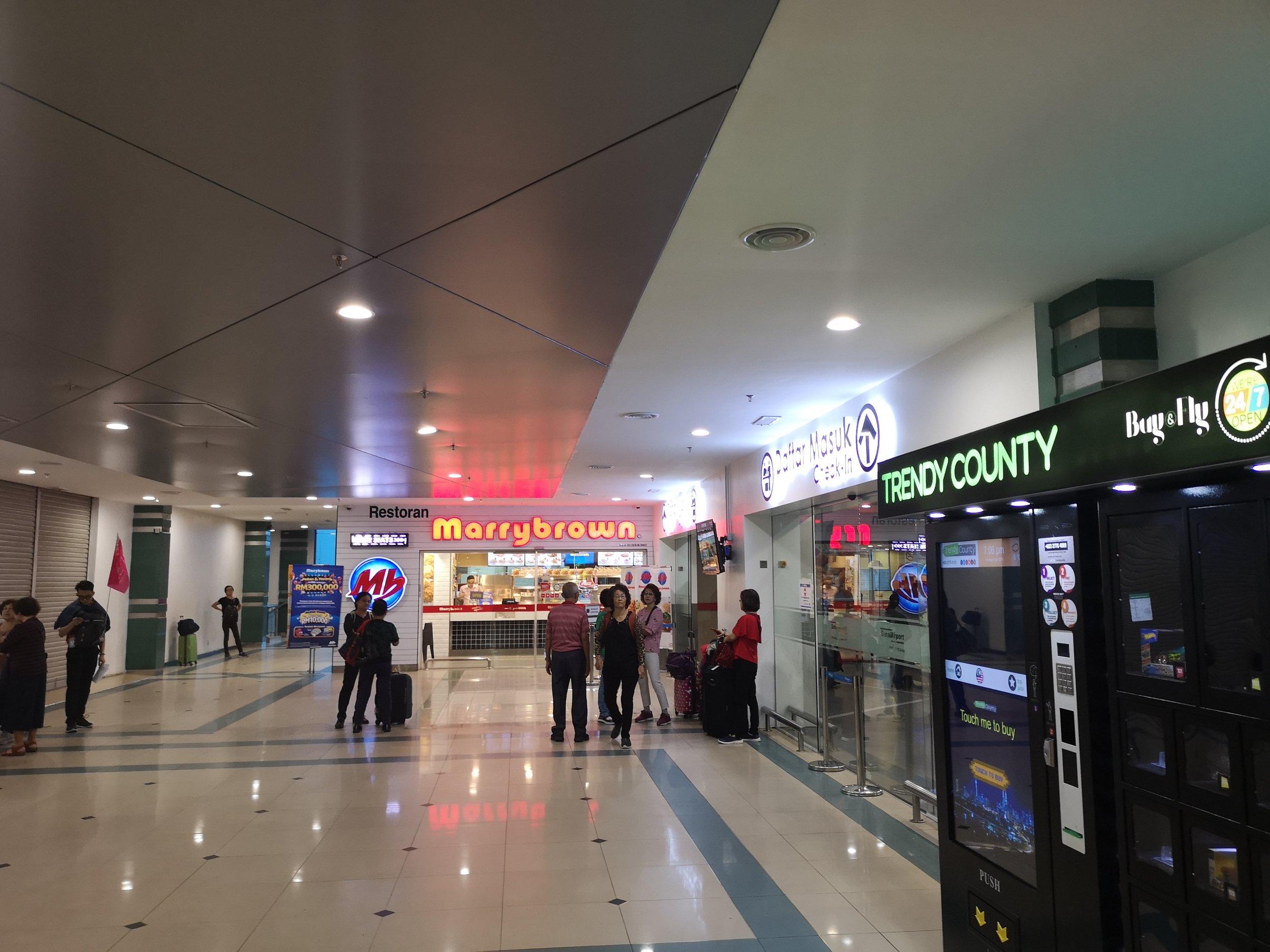 Marybrown Senai Airport