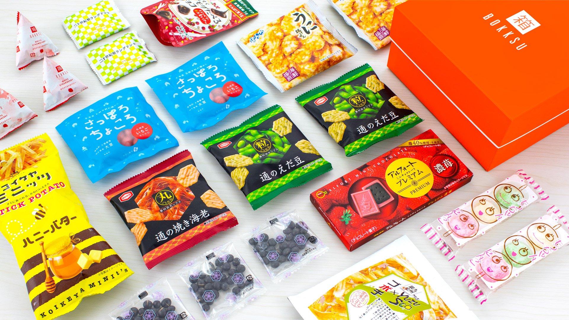 Bokksu Japanese Snack Box