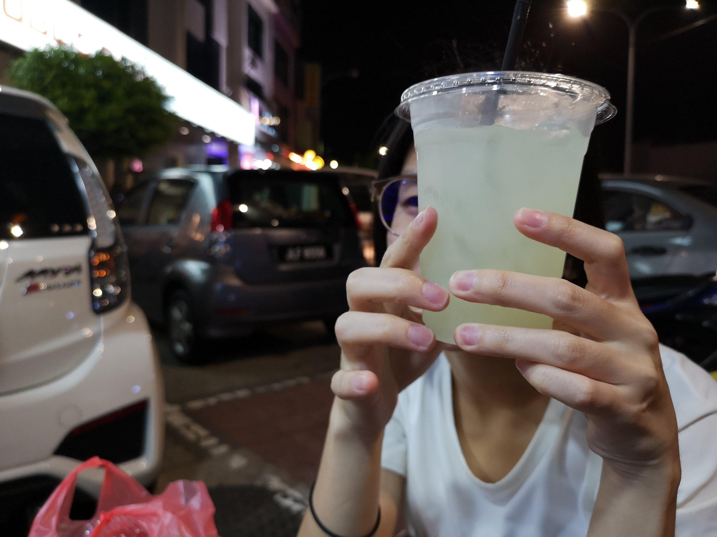 Liang Sandwich Bar Lemonade