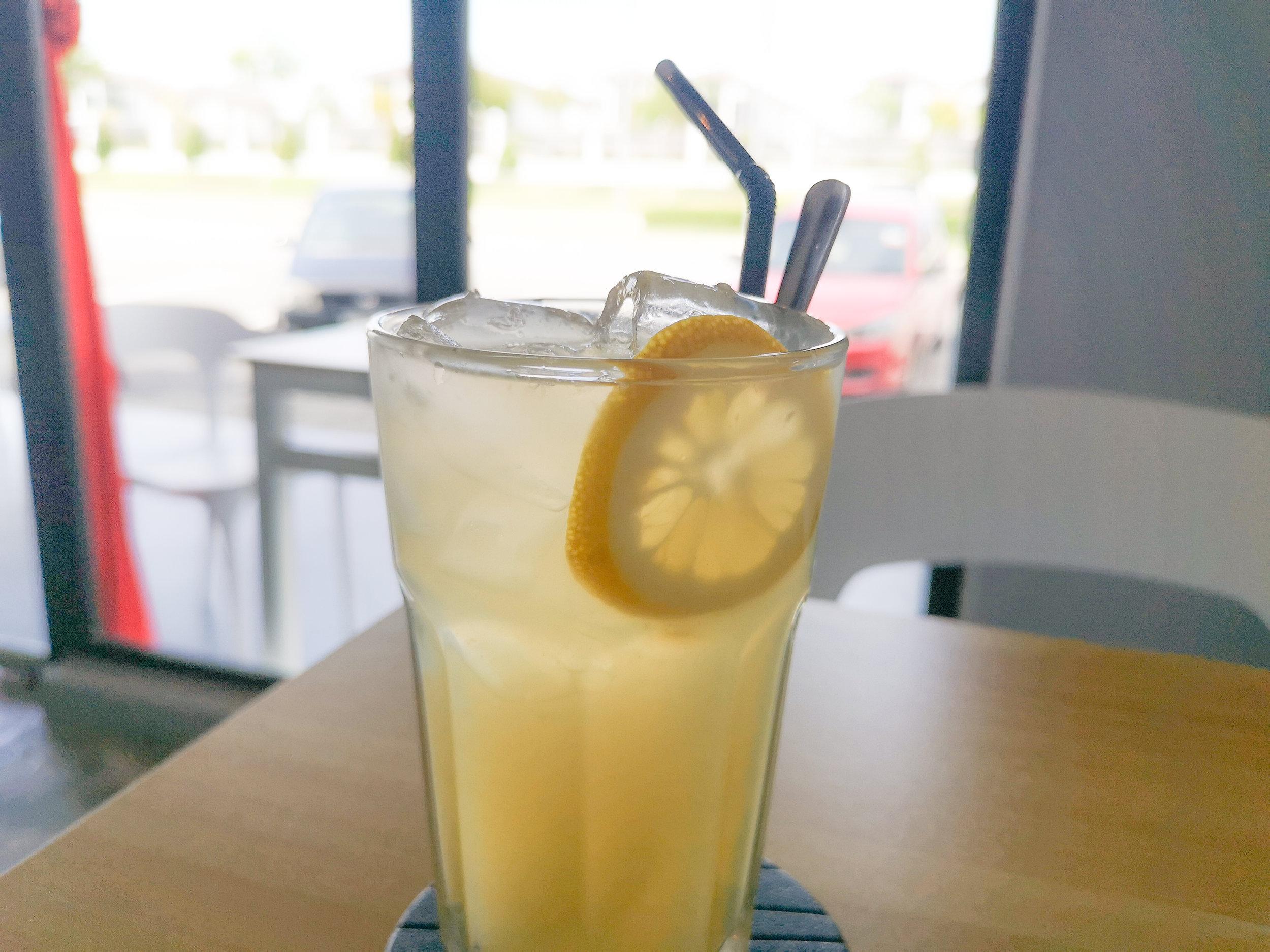 Toast Box Honey Lemon