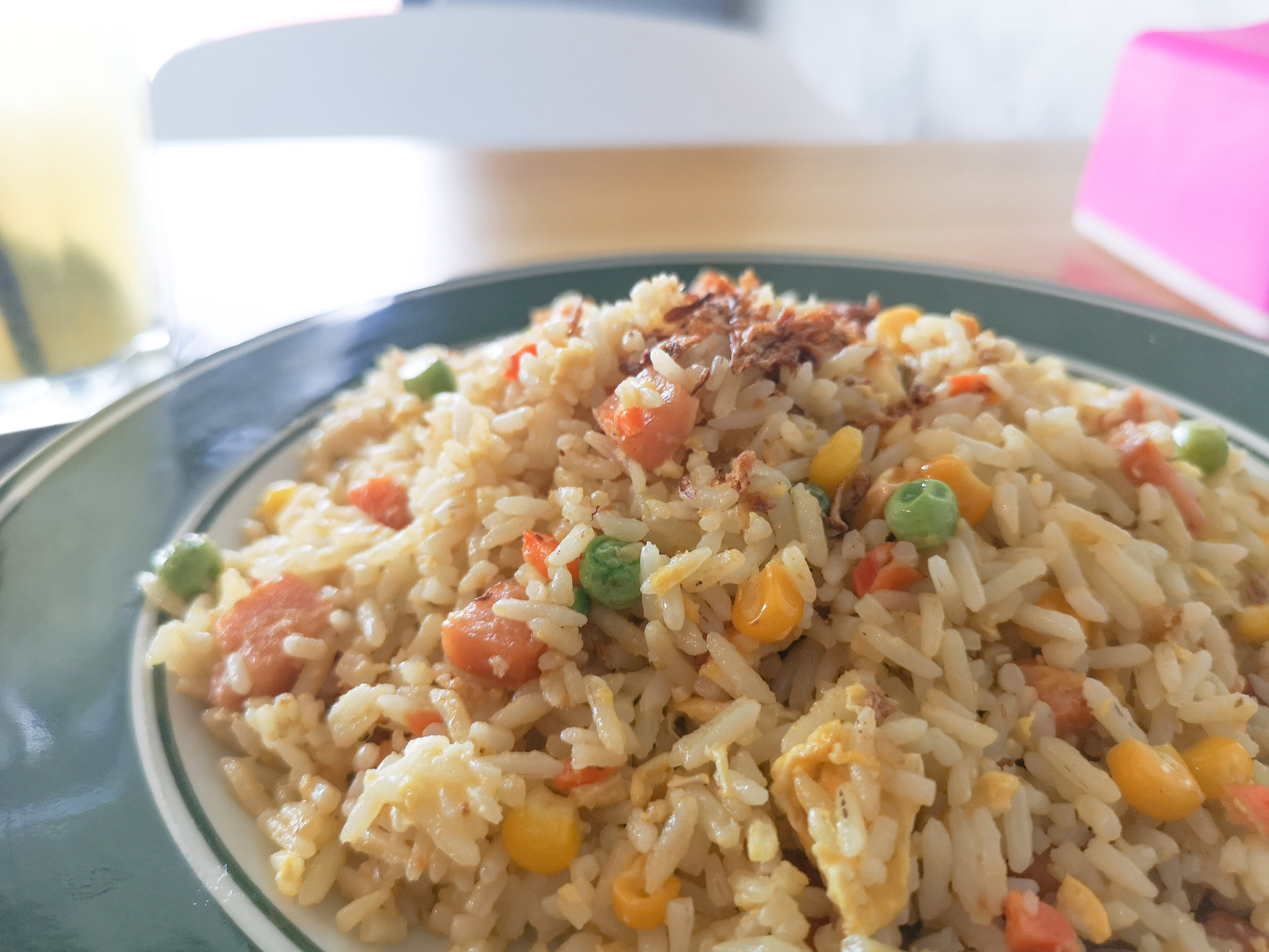 Toast House Fried Rice