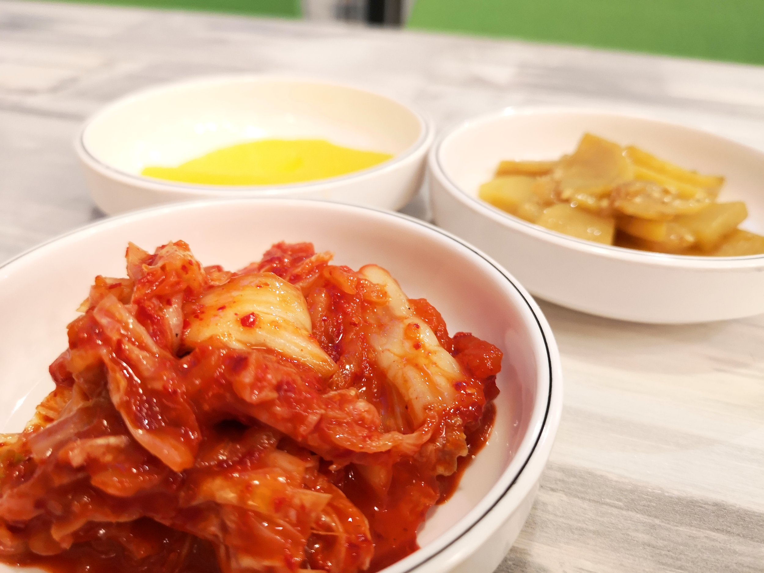 Teumsae Korean Side Dishes