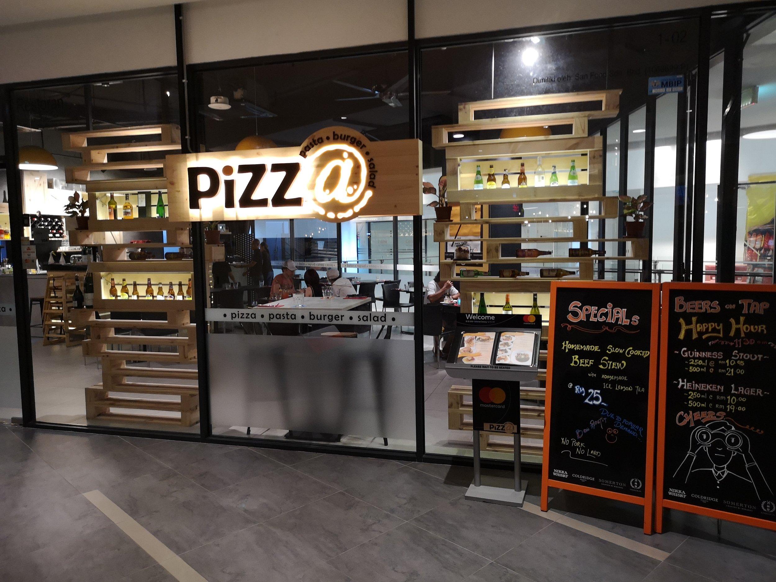 Pizz Citrine Hub