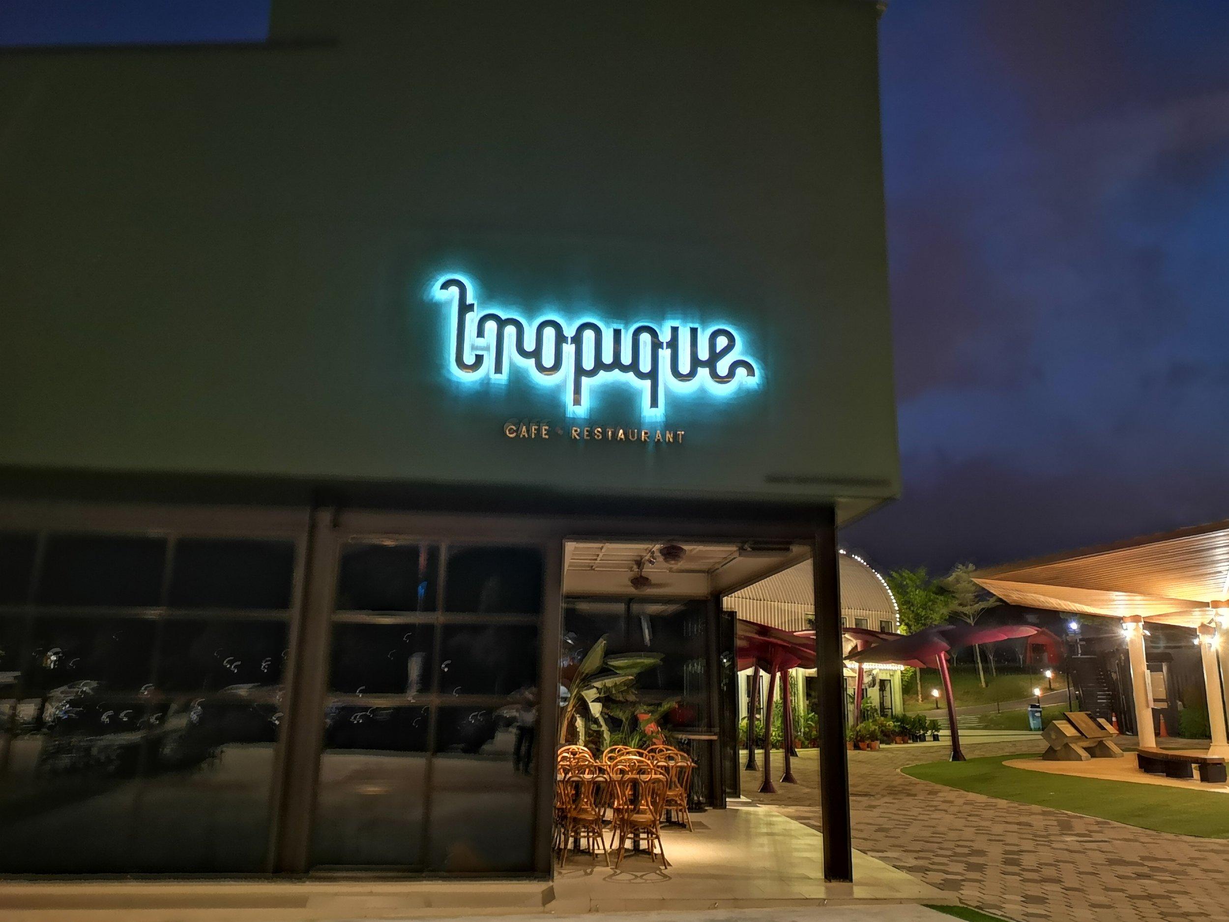 Tropique Ekoflora Johor Bahru Cafe