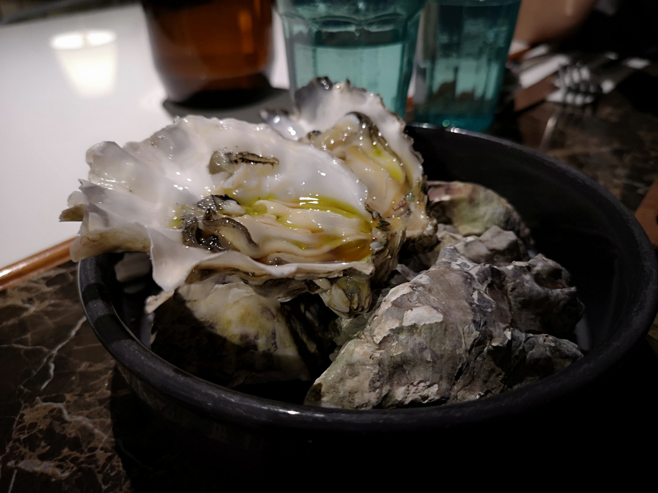Tropique Fresh Oysters