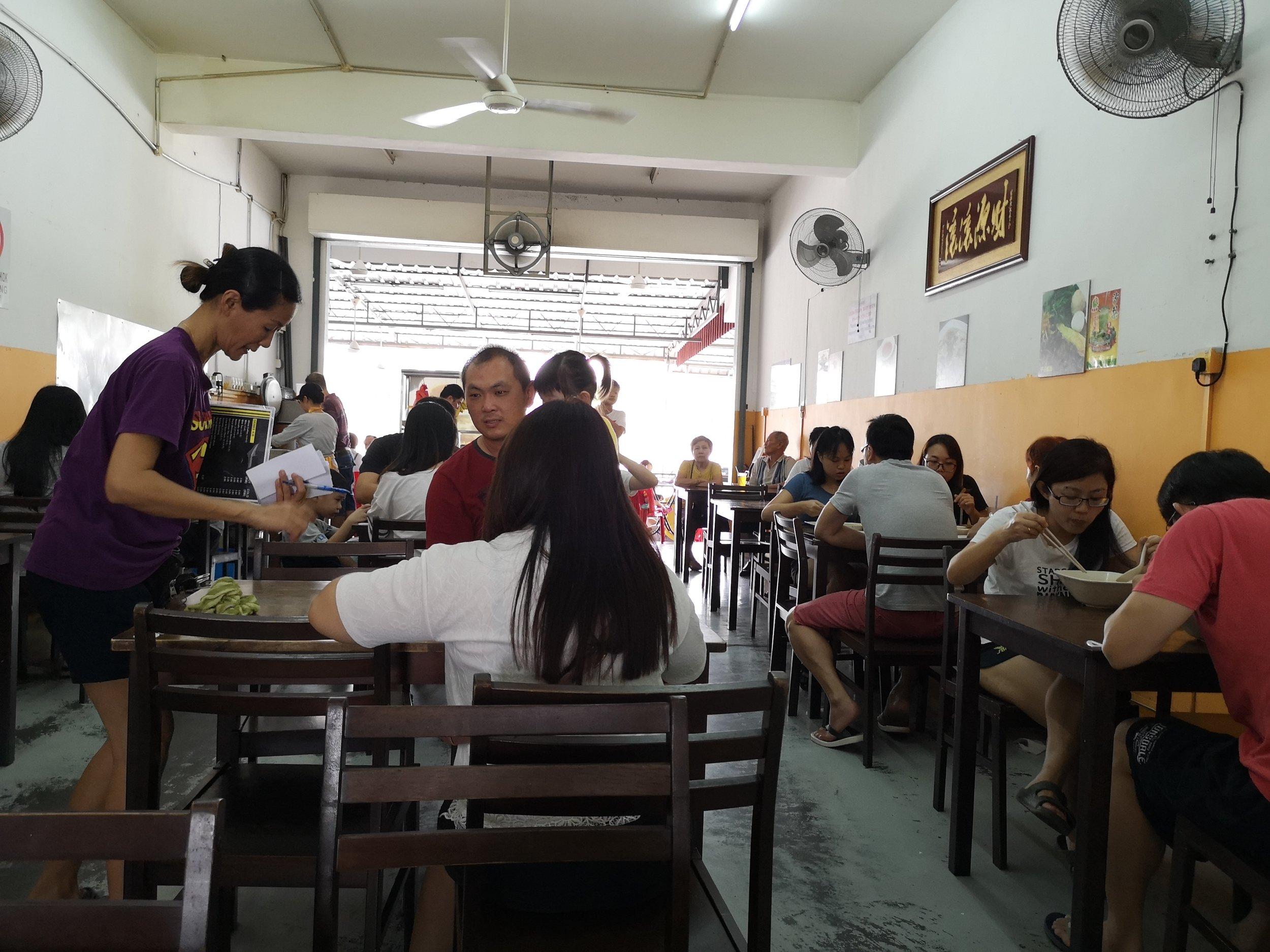 Chef Prata Bukit Indah Interior