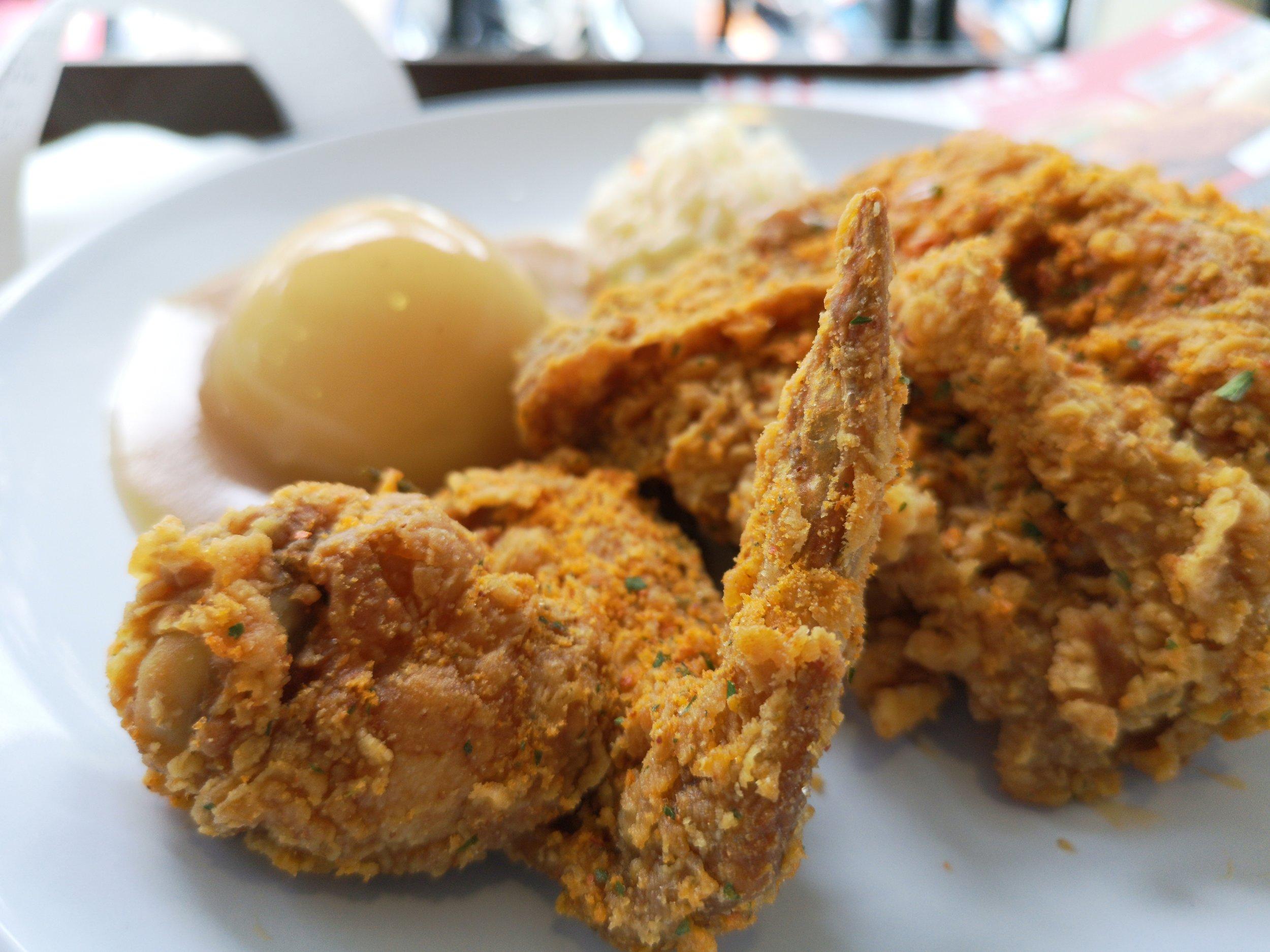 KFC Golden Egg Crunch Salted Egg Yolk 2019