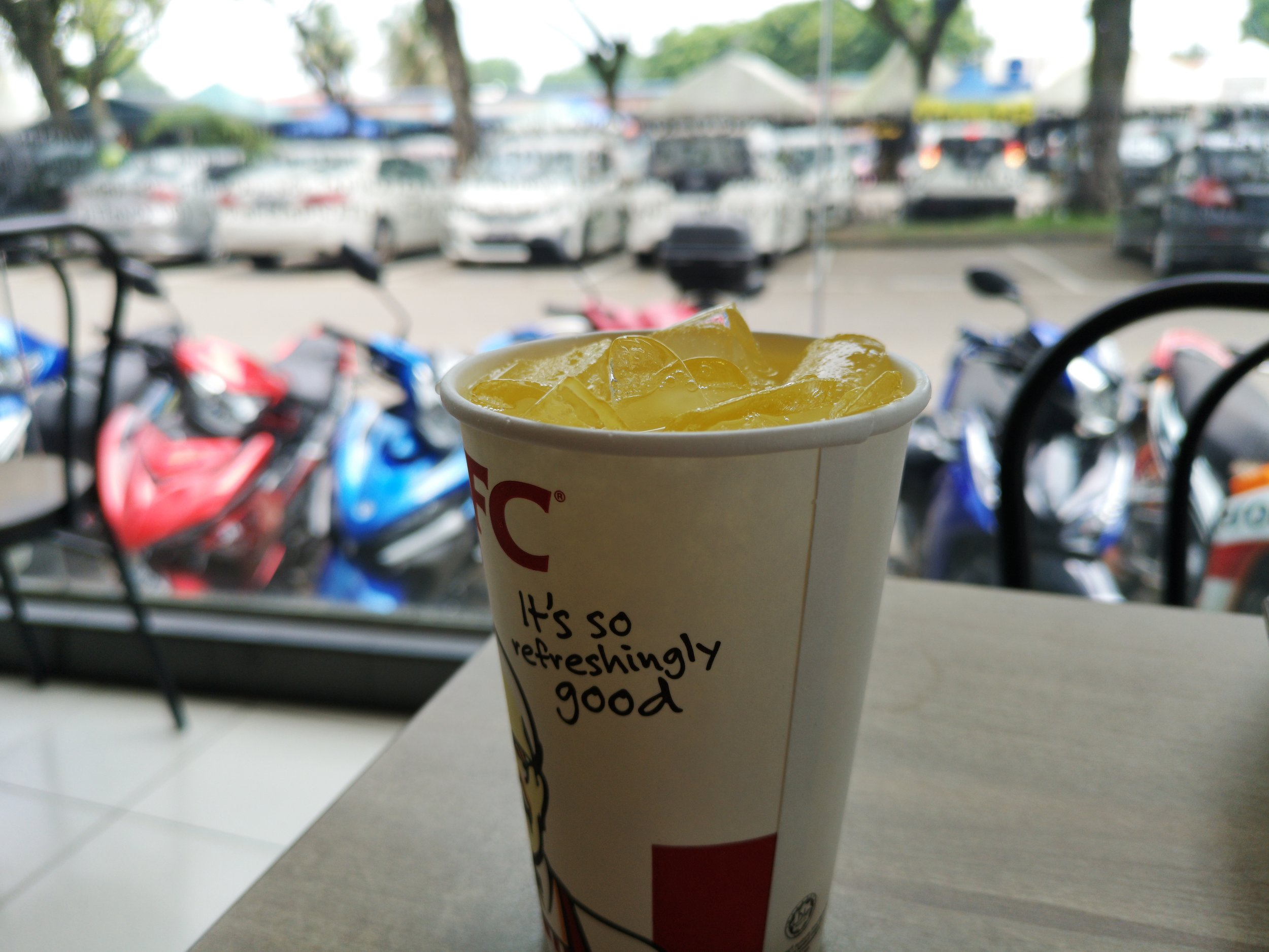 Mangga Ria Drink KFC