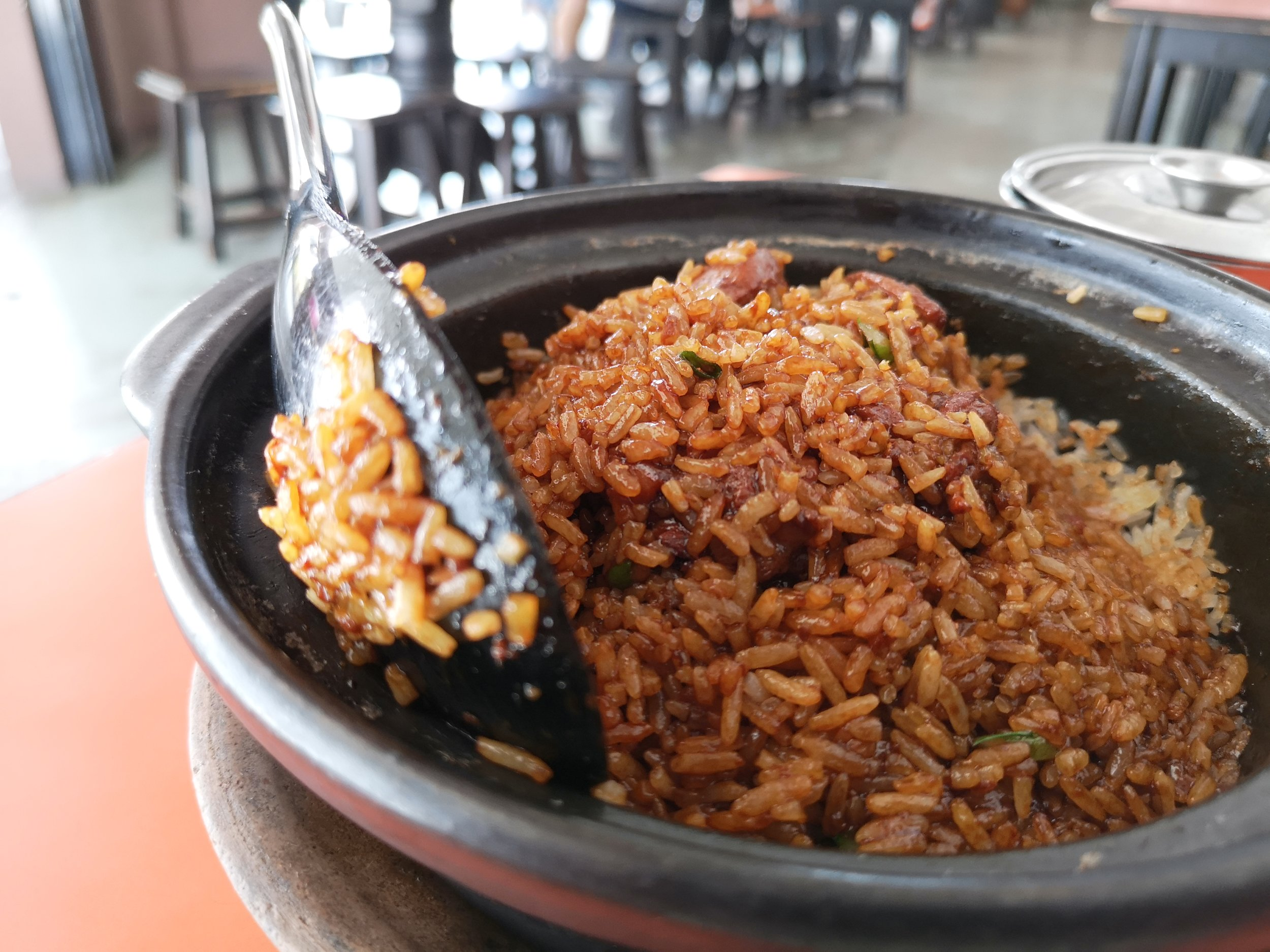 Claypot Chicken Rice Bukit Indah