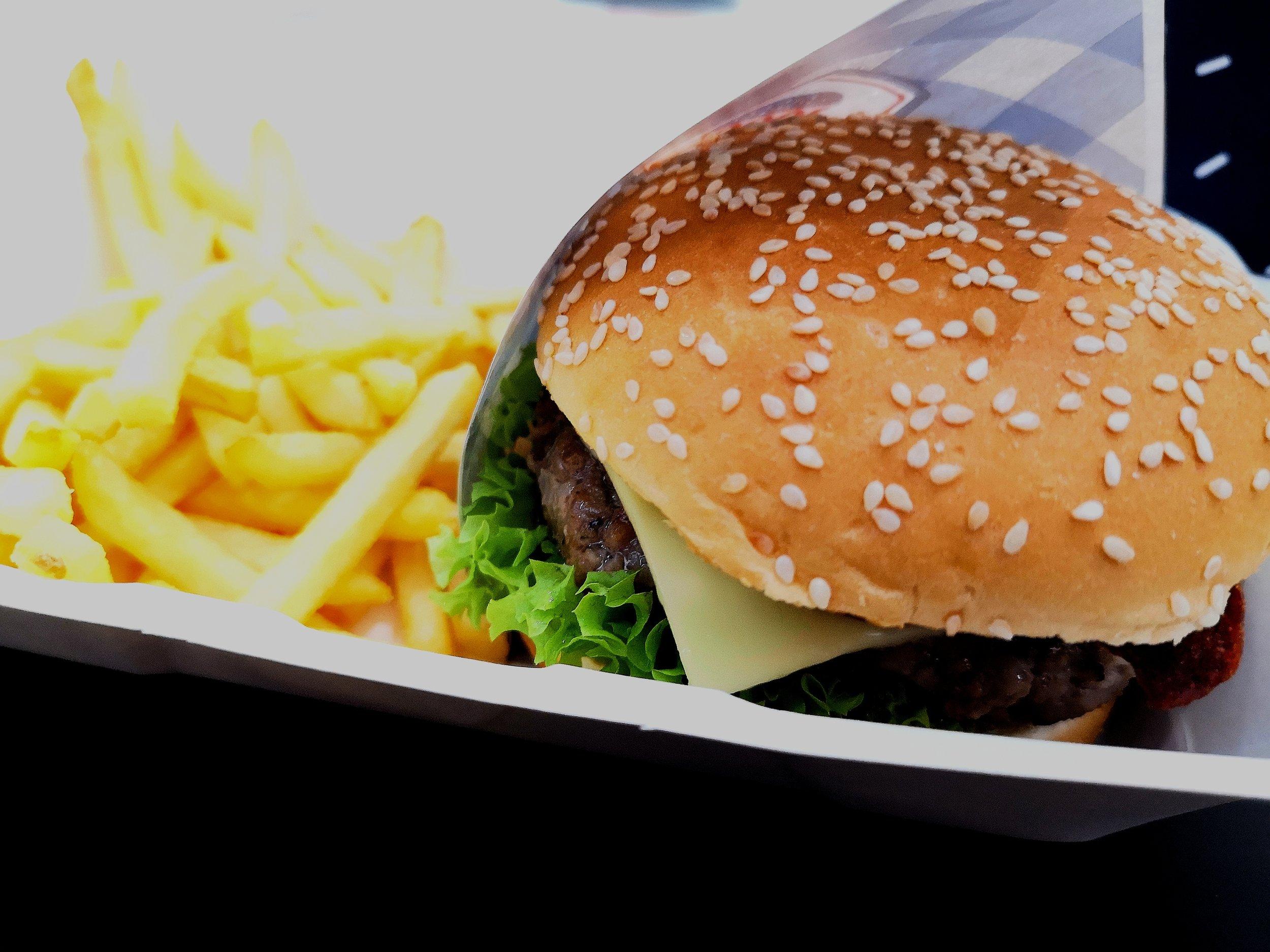 Burger Bandit JB Ultimate Burger