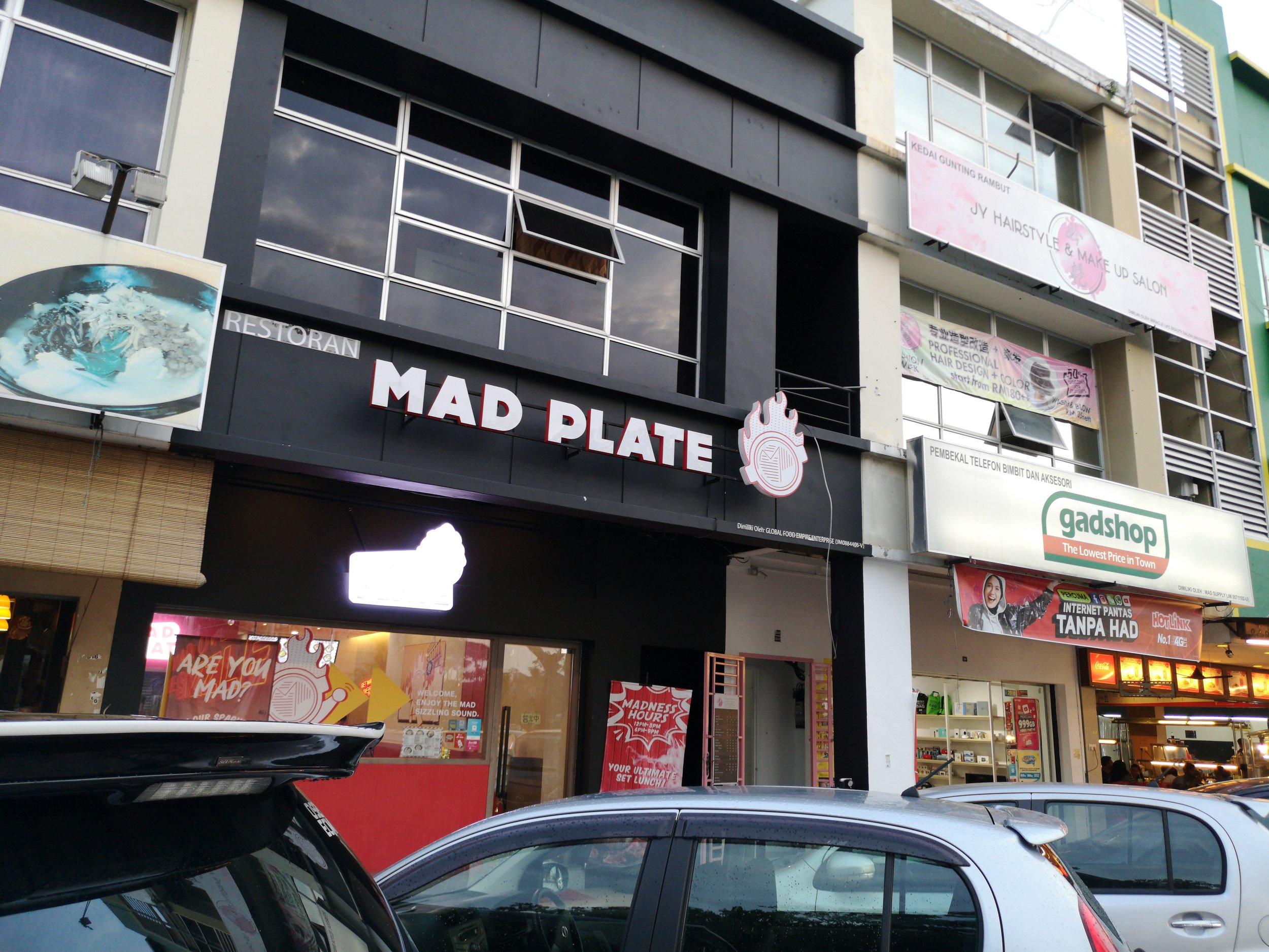 Mad Plate Restaurant Mount Austin