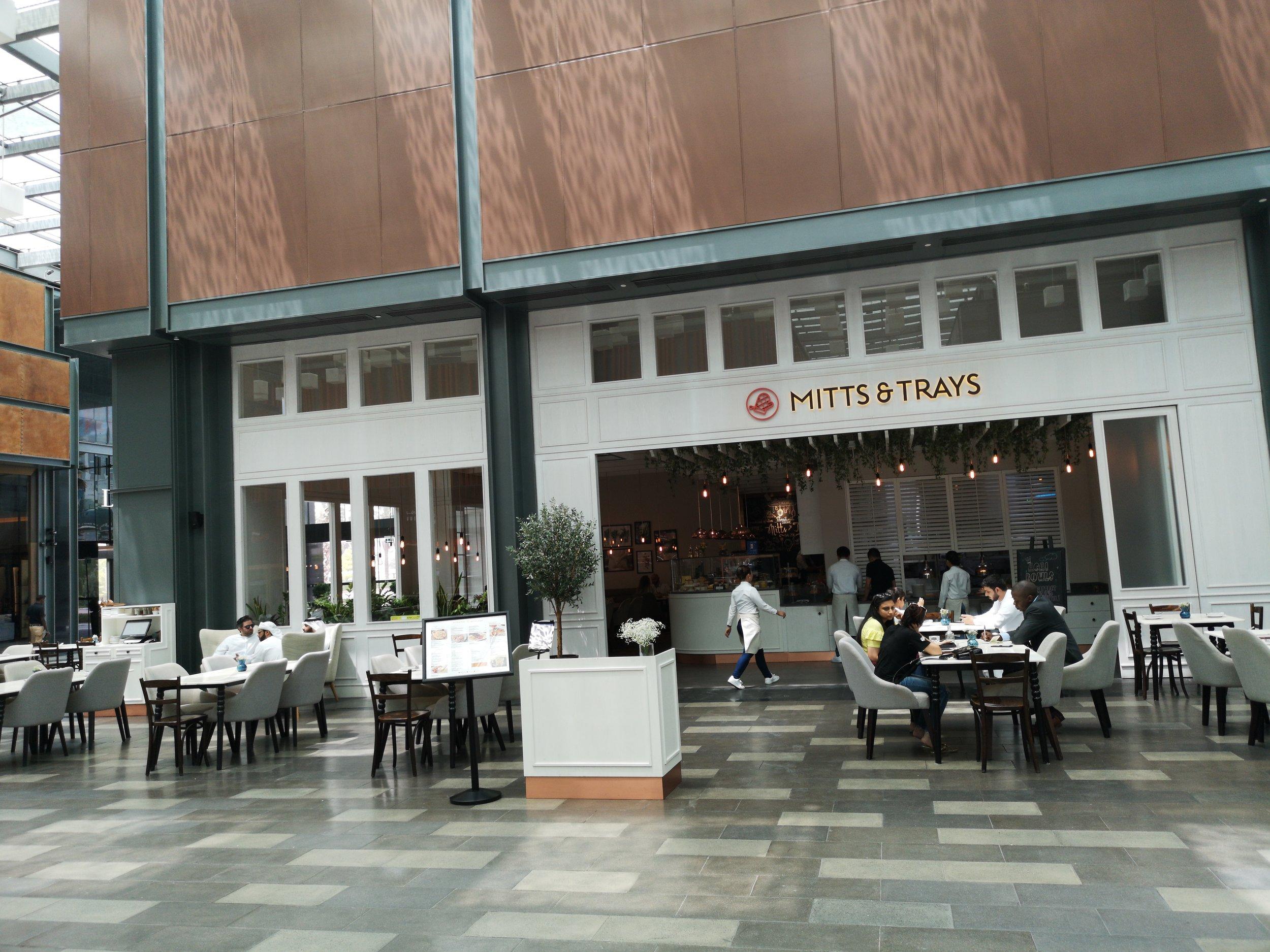 Mitts & Trays City Walk Dubai
