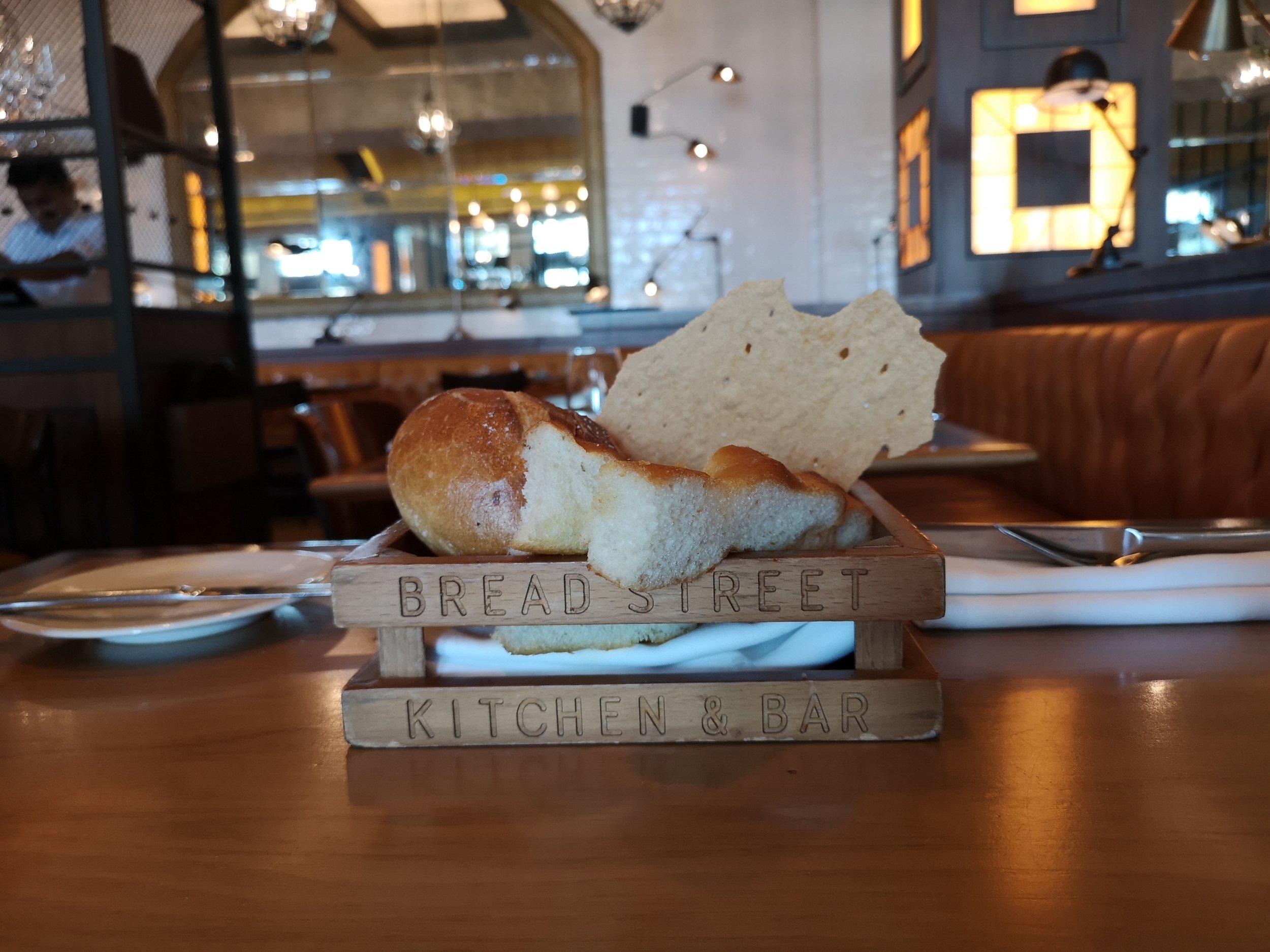 Gordon Ramsay Bread Street Kitchen Dubai