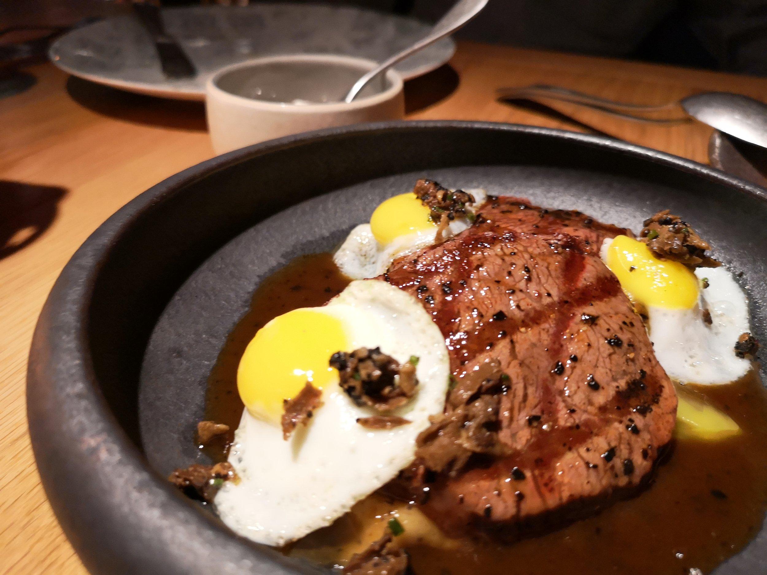 Beef Tenderloin Tasca Dubai