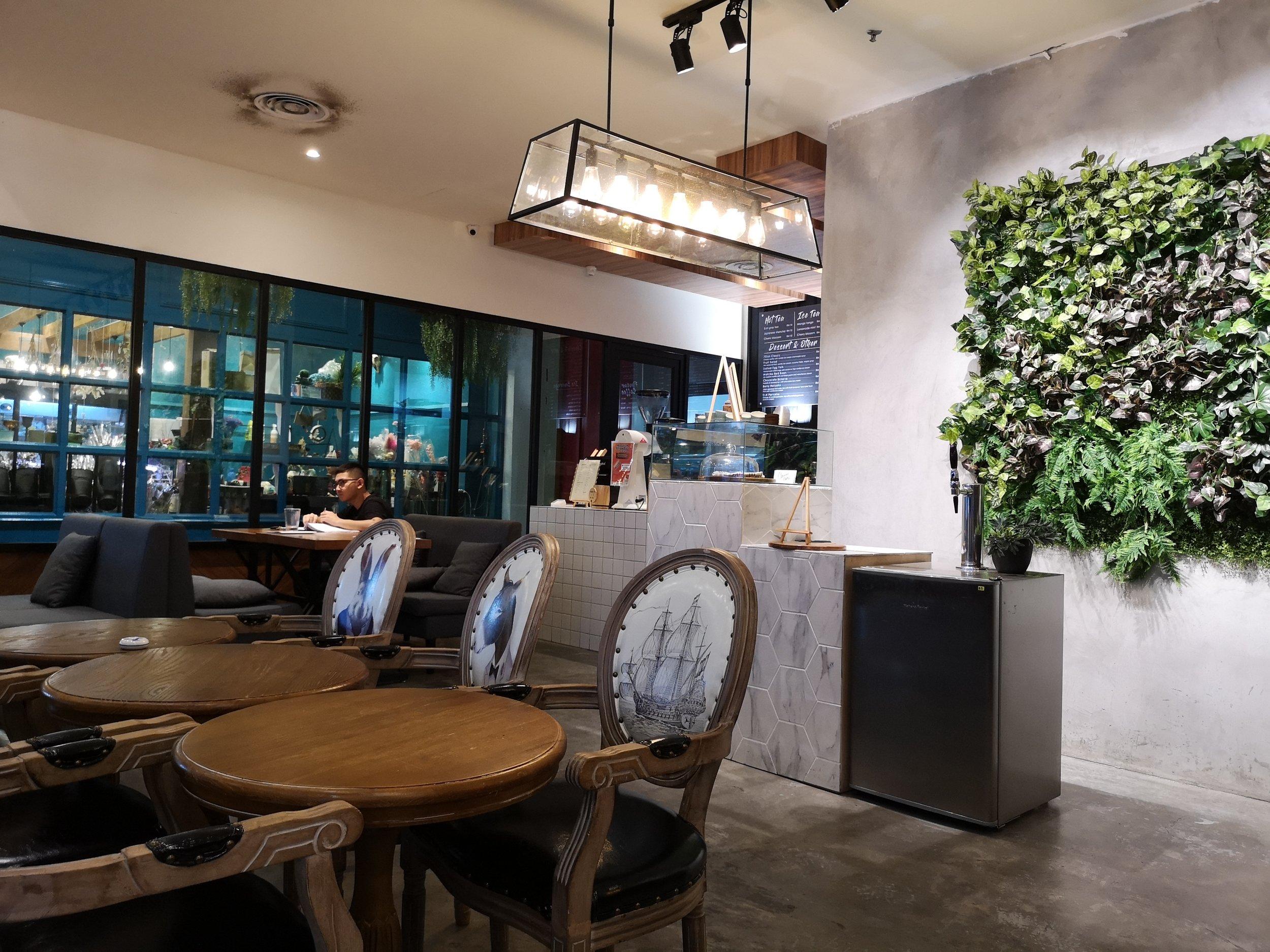 7Dish Cafe Taman Sutera