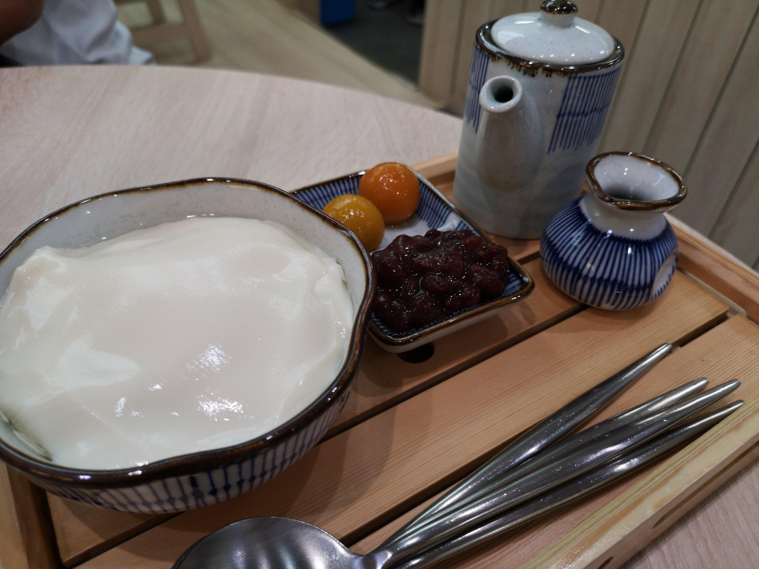 Shuai Beancurd (RM9.50)