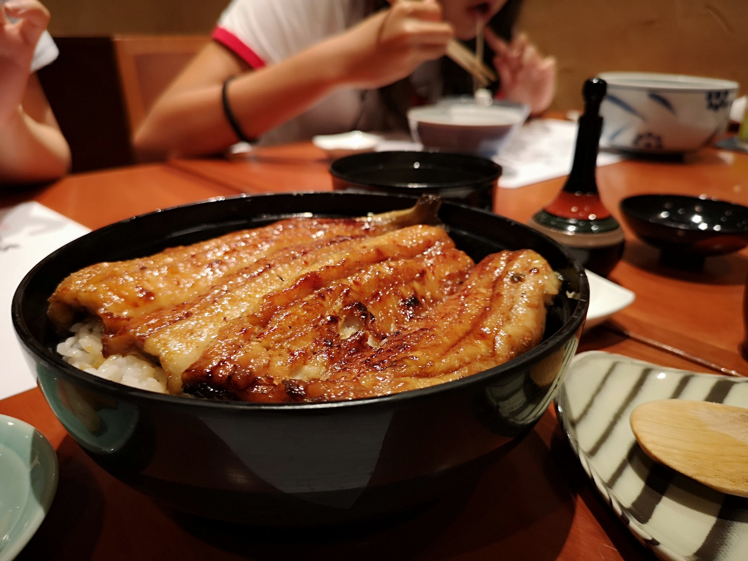 Unagi Don (1.5 portions)