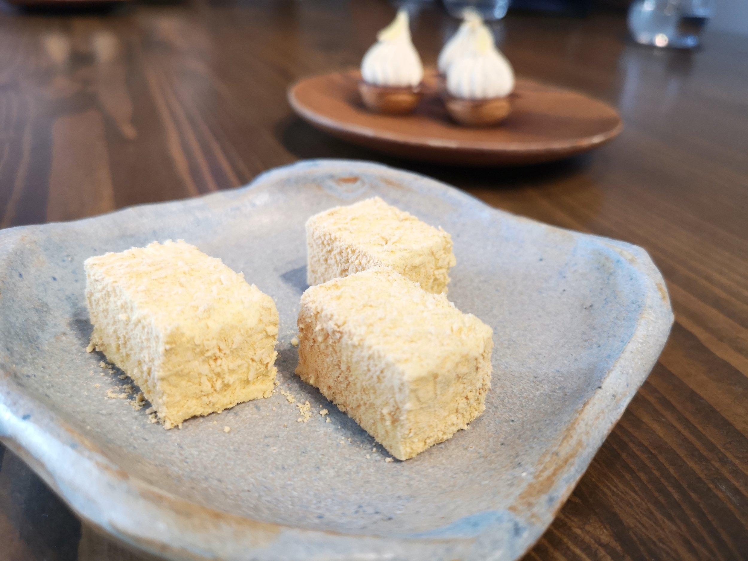 Banana Cream Coconut Marshmallow