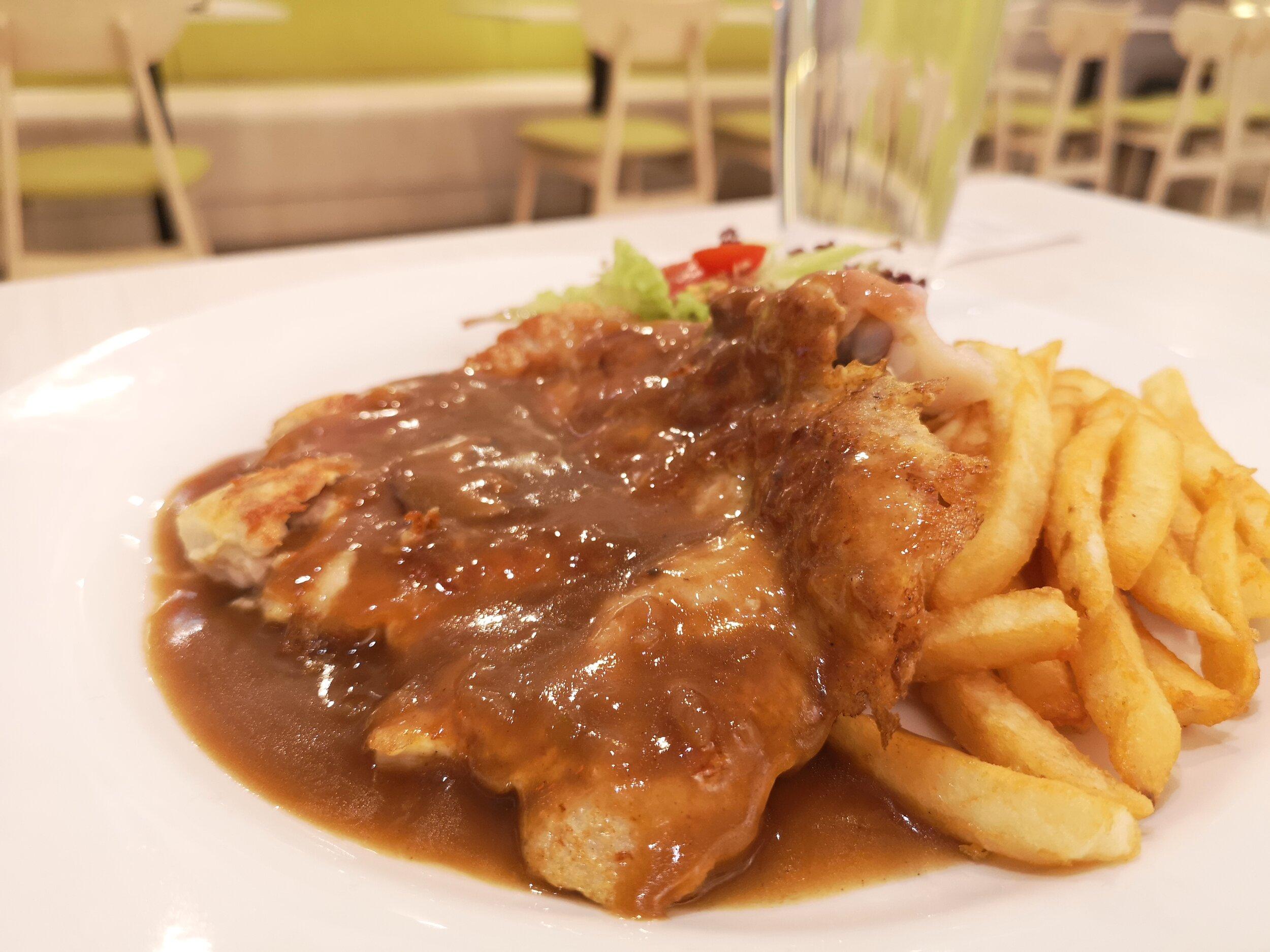 Chicken Chop (RM15.80)