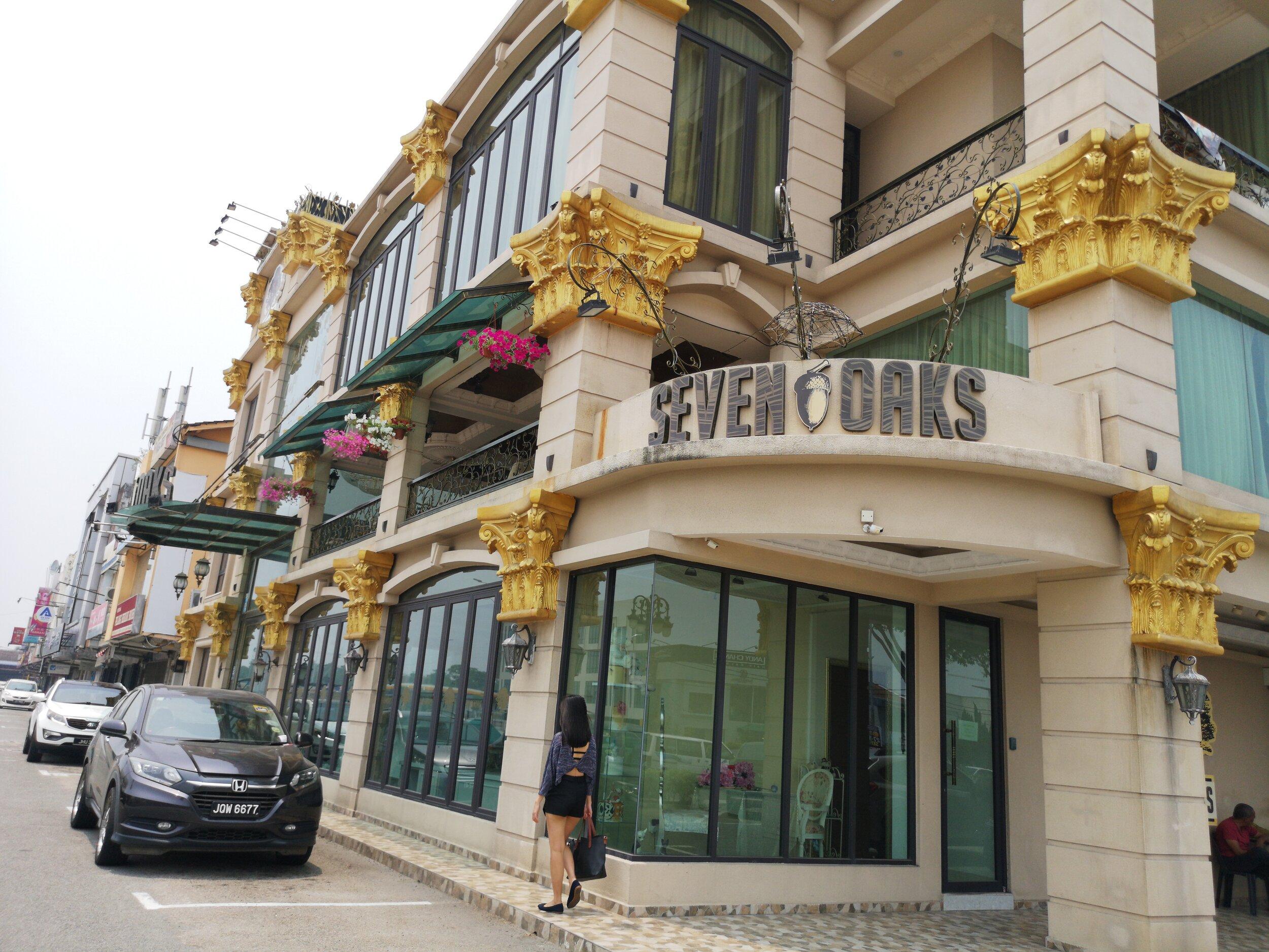 Sevenoaks Bakery & Cafe JB