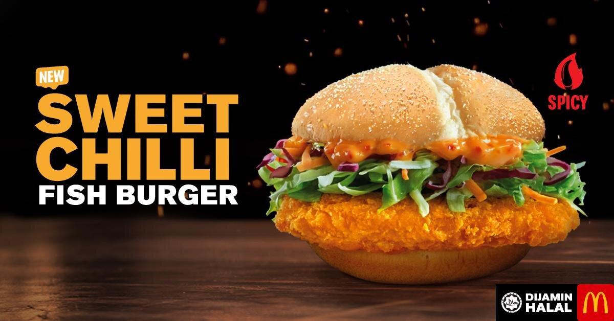 Source: McDonald's Malaysia Website