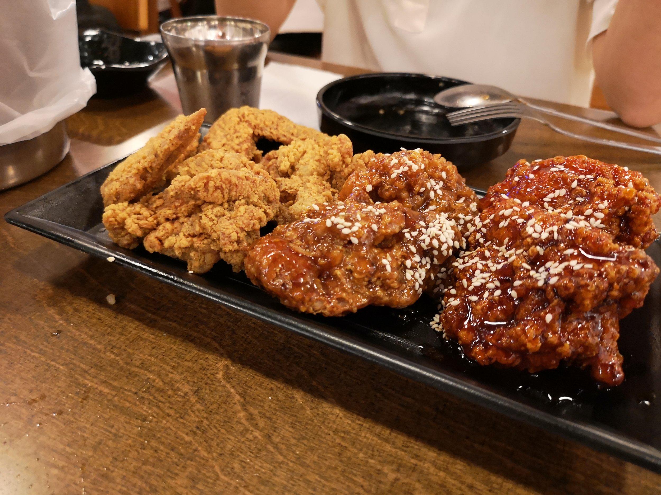 Korean Oven & Fried Chicken Eco Botanic