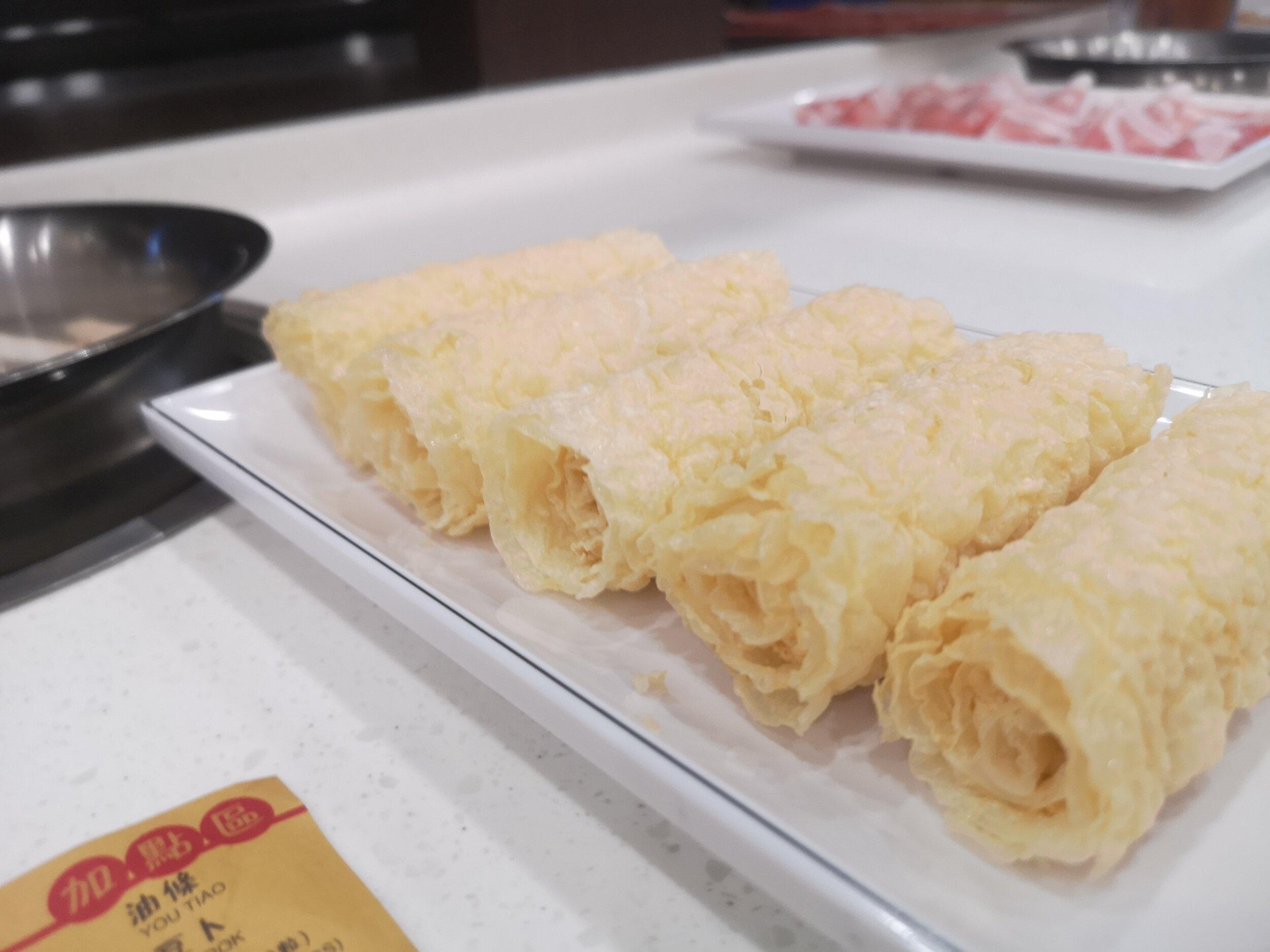 Tofu Skin Rolls Eco Botanic