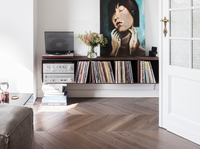 Enliven Wood floors - Naming, brand design, positioning, fotografie, webdesign