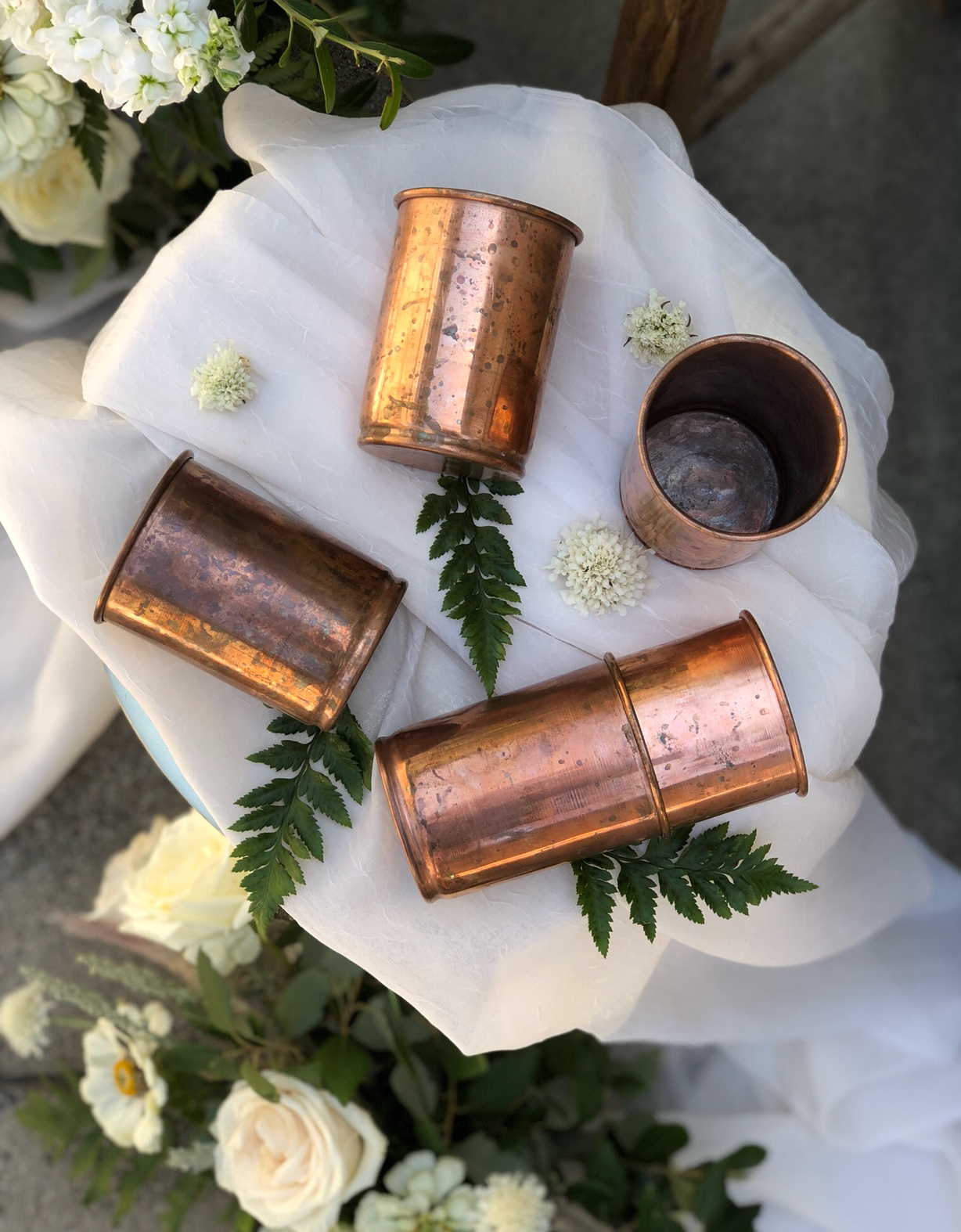 Copper Tumbler - 150 AVAILABLE