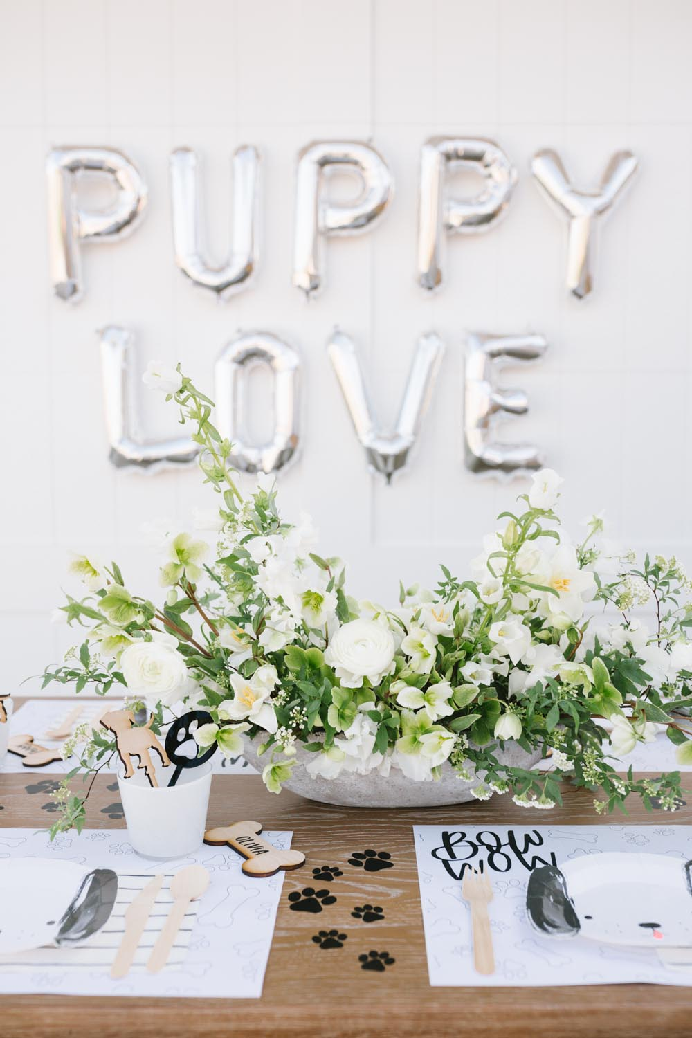 A LITTLE PUPPY LOVE FOR NATIONAL PUPPY DAY - Featured on Beijos Events Blog