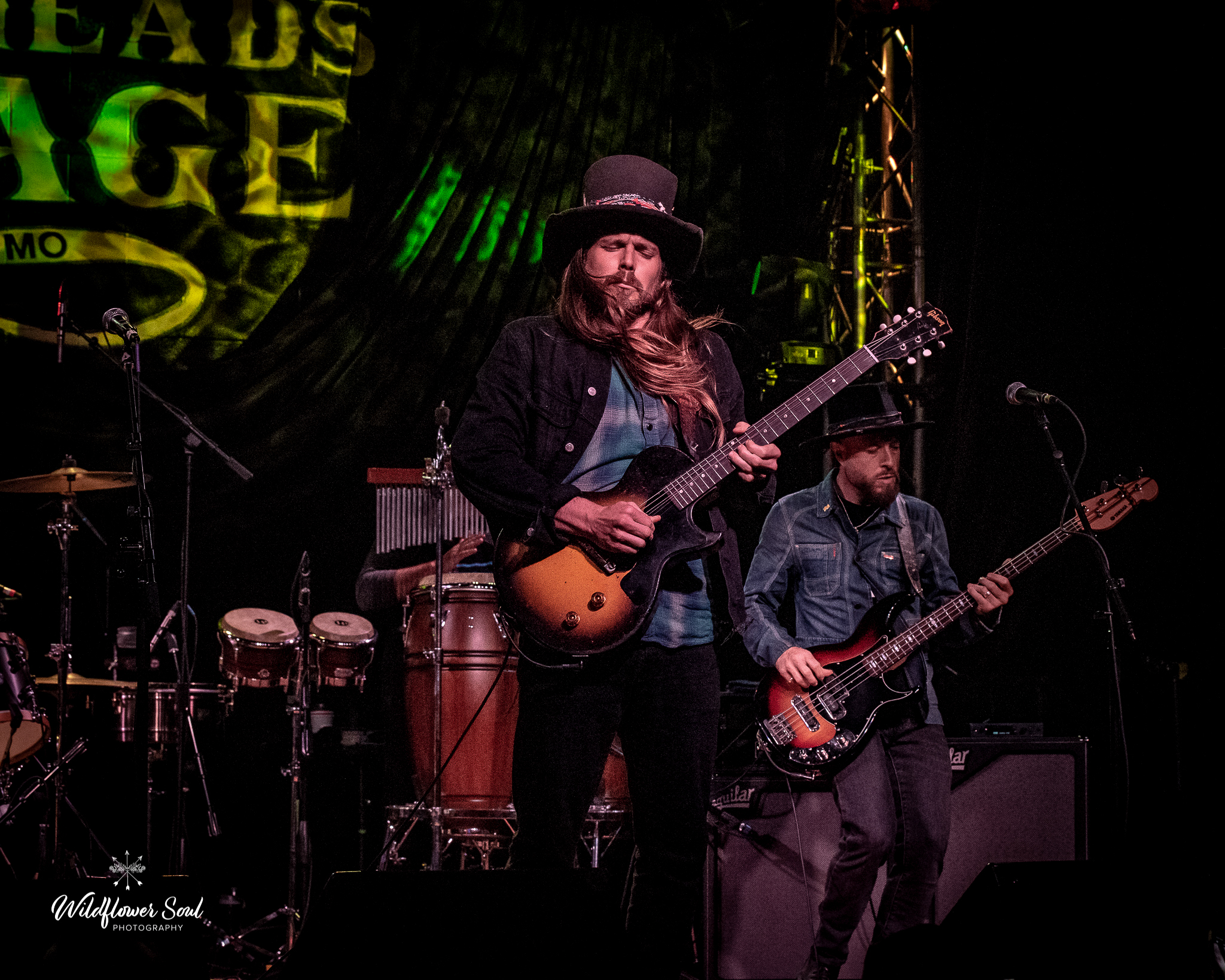 Lukas Nelson & Promise of The Real | The Oklahoma Reviews