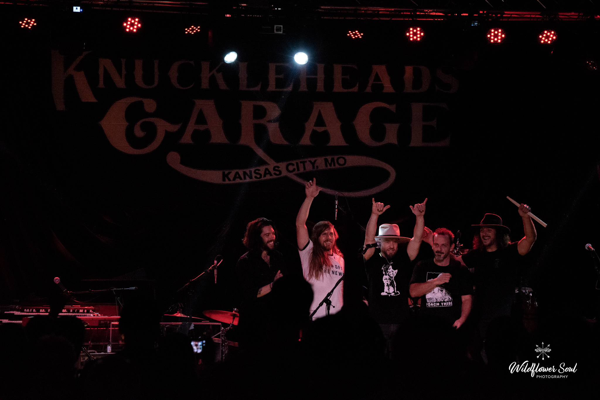 Lukas Nelson & Promise of The Real | Knucklehead Garage | Kansas City