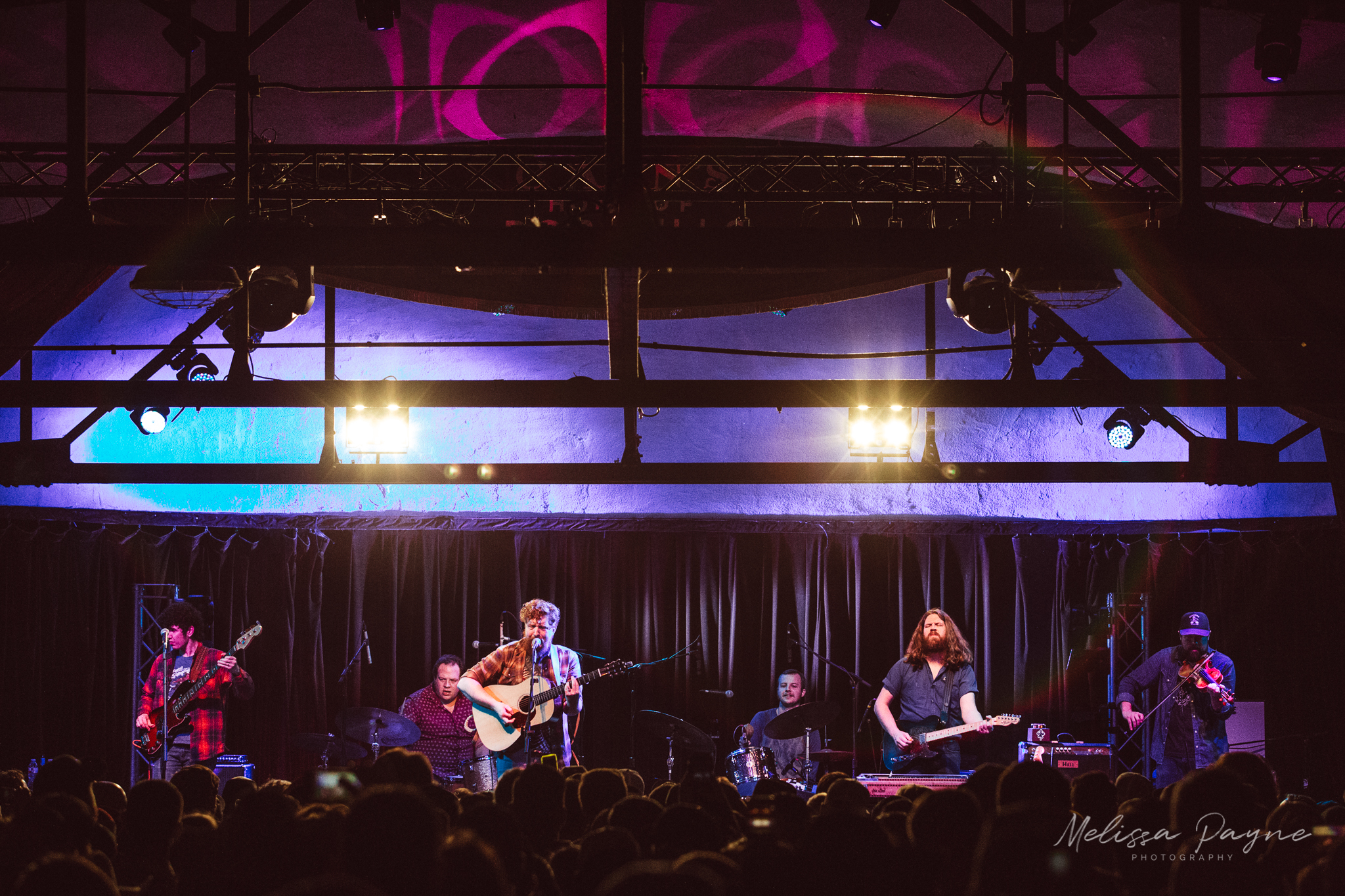 Tyler Childers and The Foodstamps. Cain's Ballroom. Photo Courtesy of  Melissa Payne