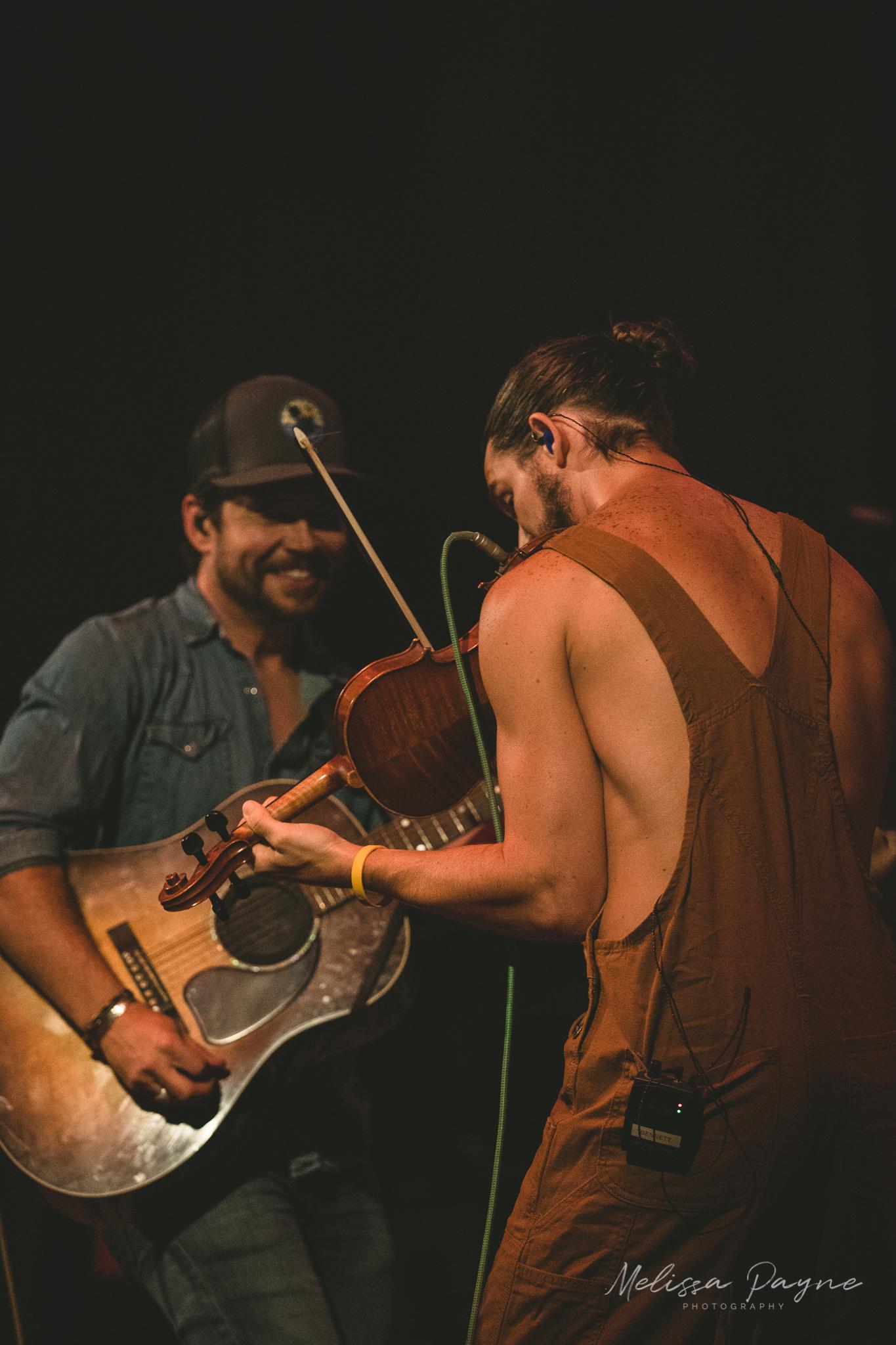 Shane Smith & The Saints | The Oklahoma Reviews