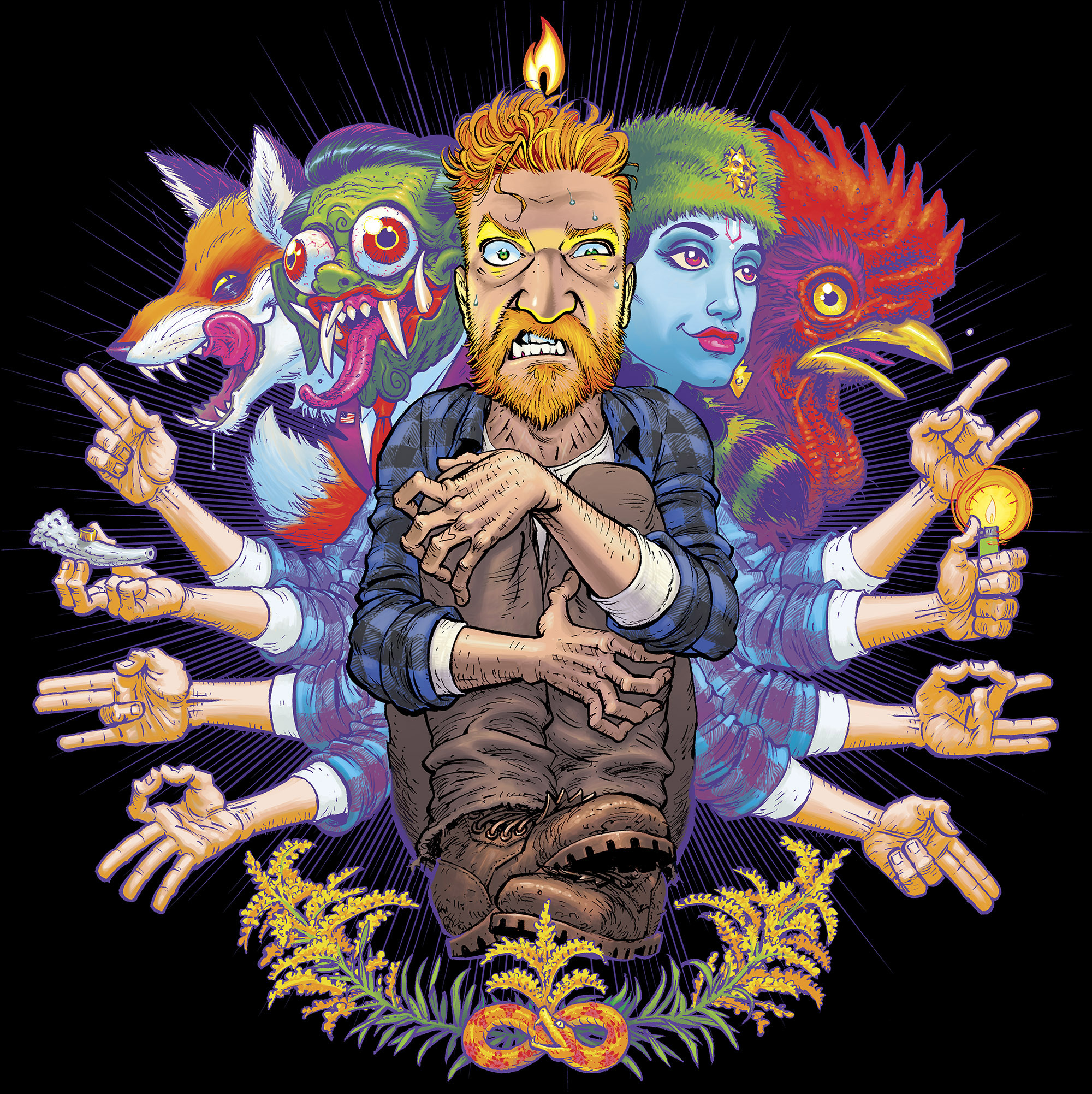 Tyler Childers | The Oklahoma Reviews