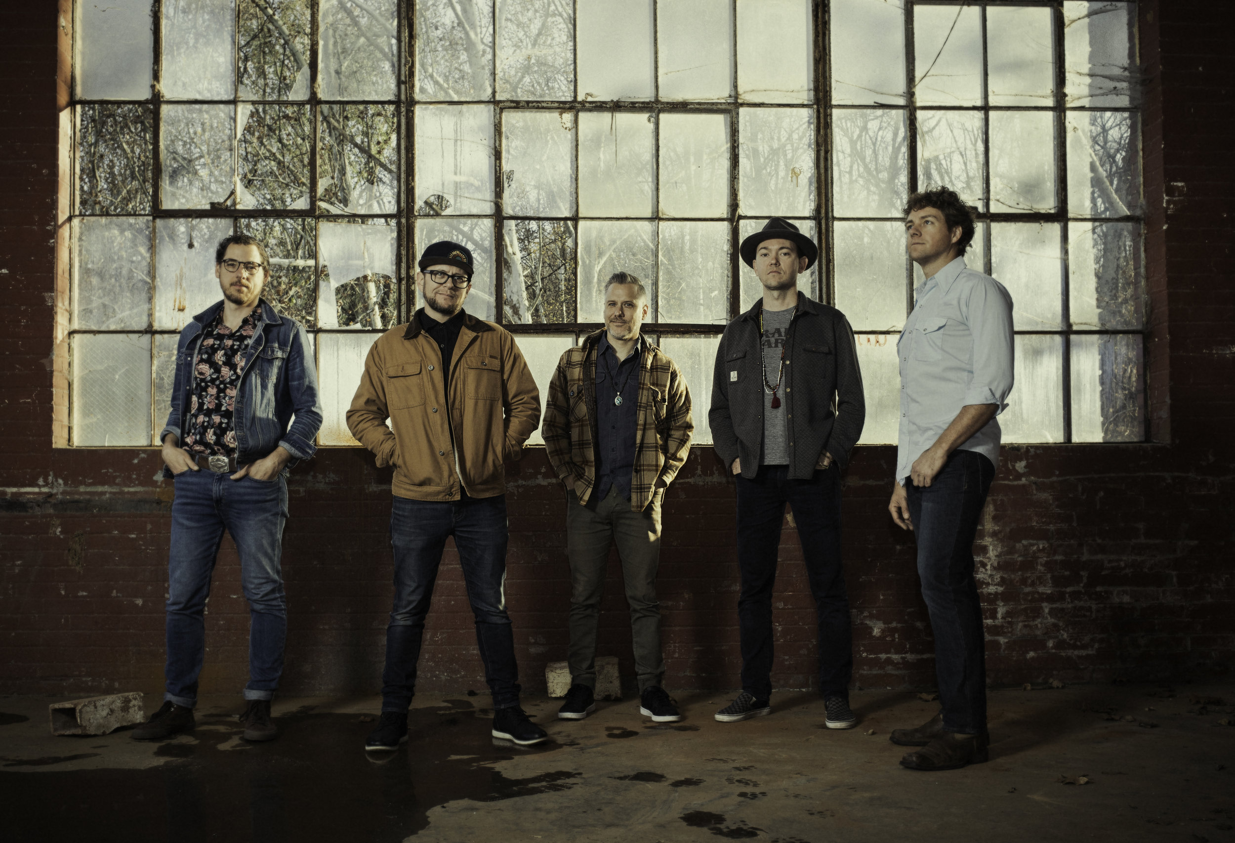 Photo Courtesy of Infamous Stringdusters Press Page / Shore Fire Media