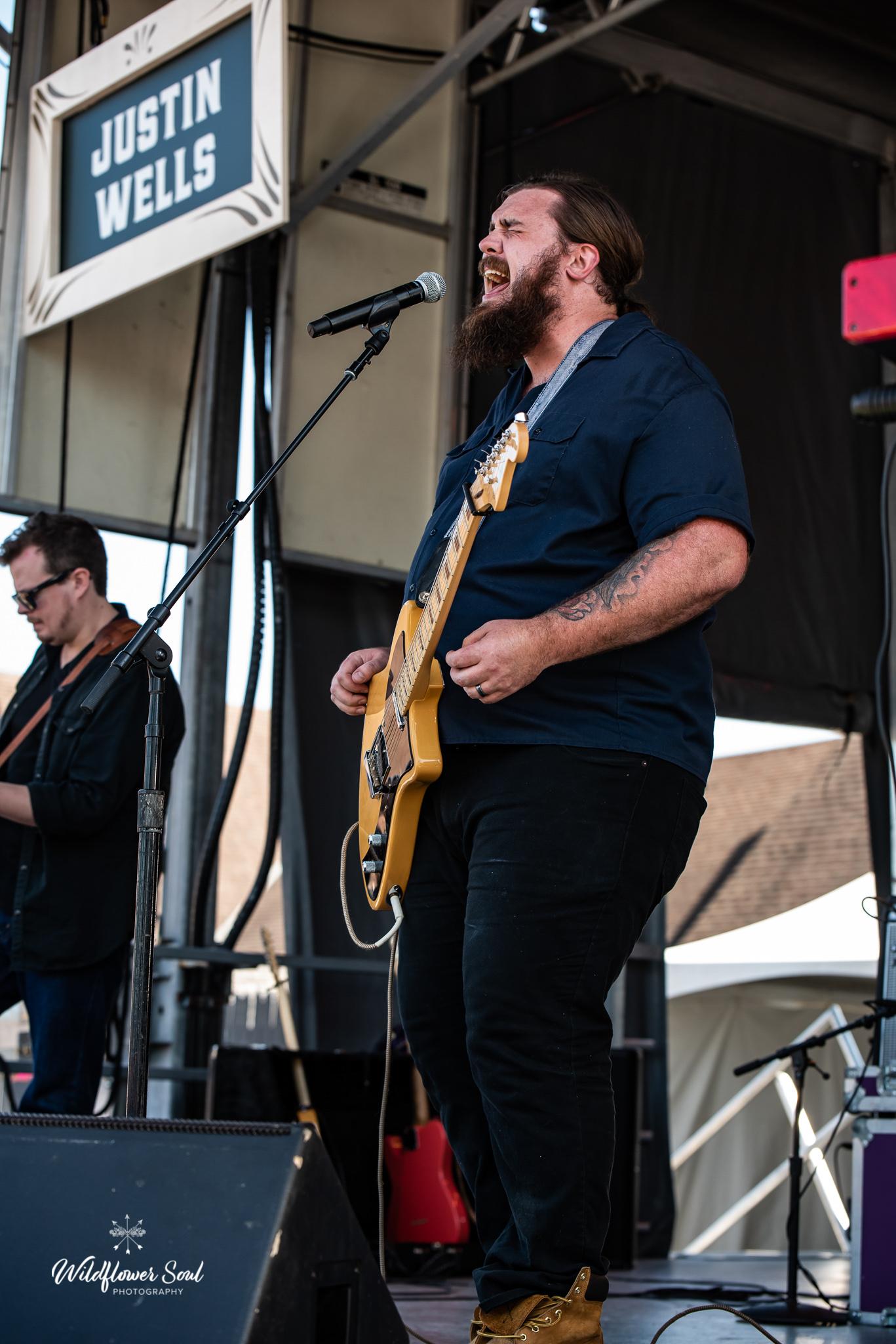 Justin Wells | The Oklahoma Reviews