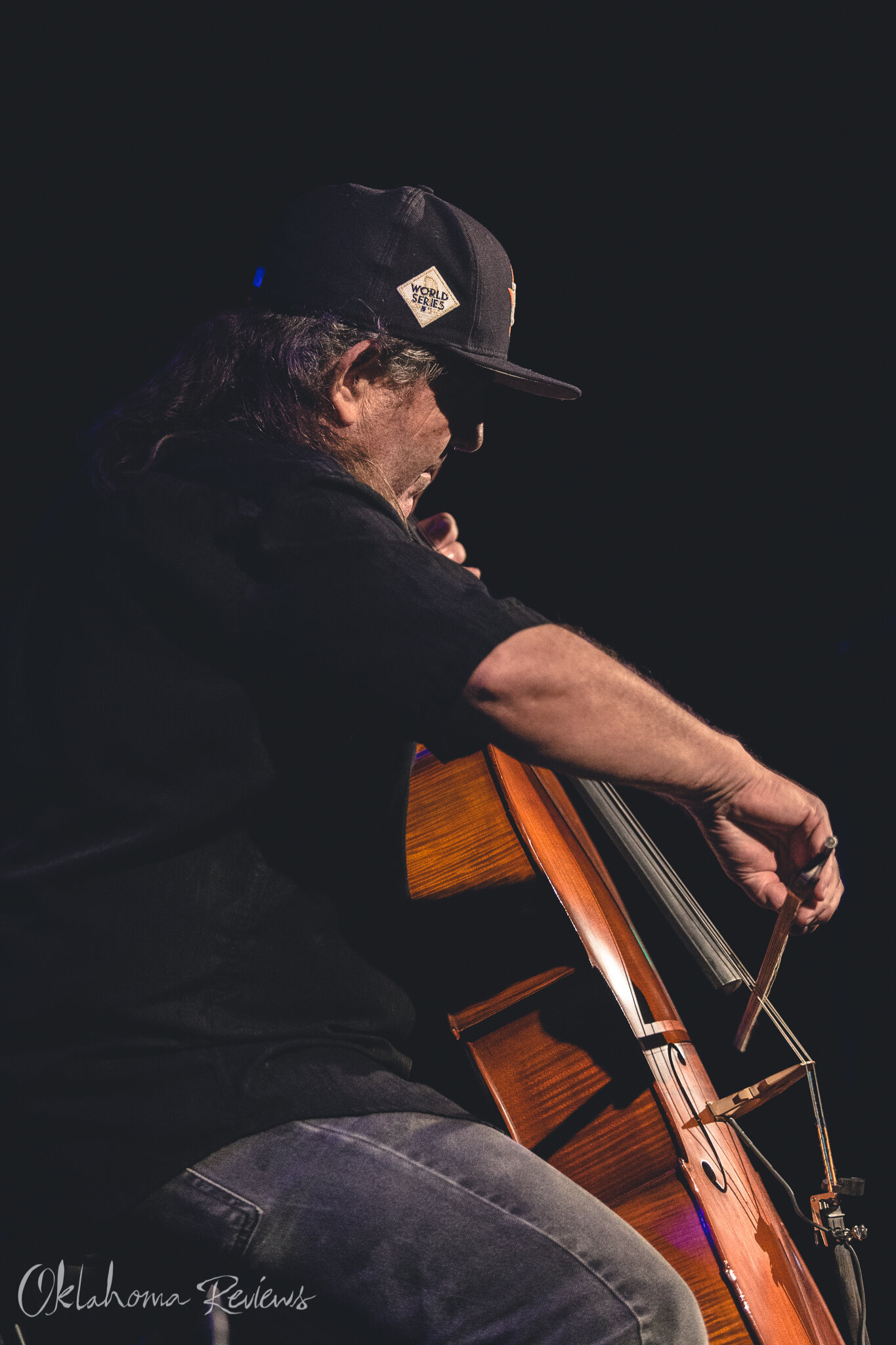 Mark Williams Cellist | The Oklahoma Reviews