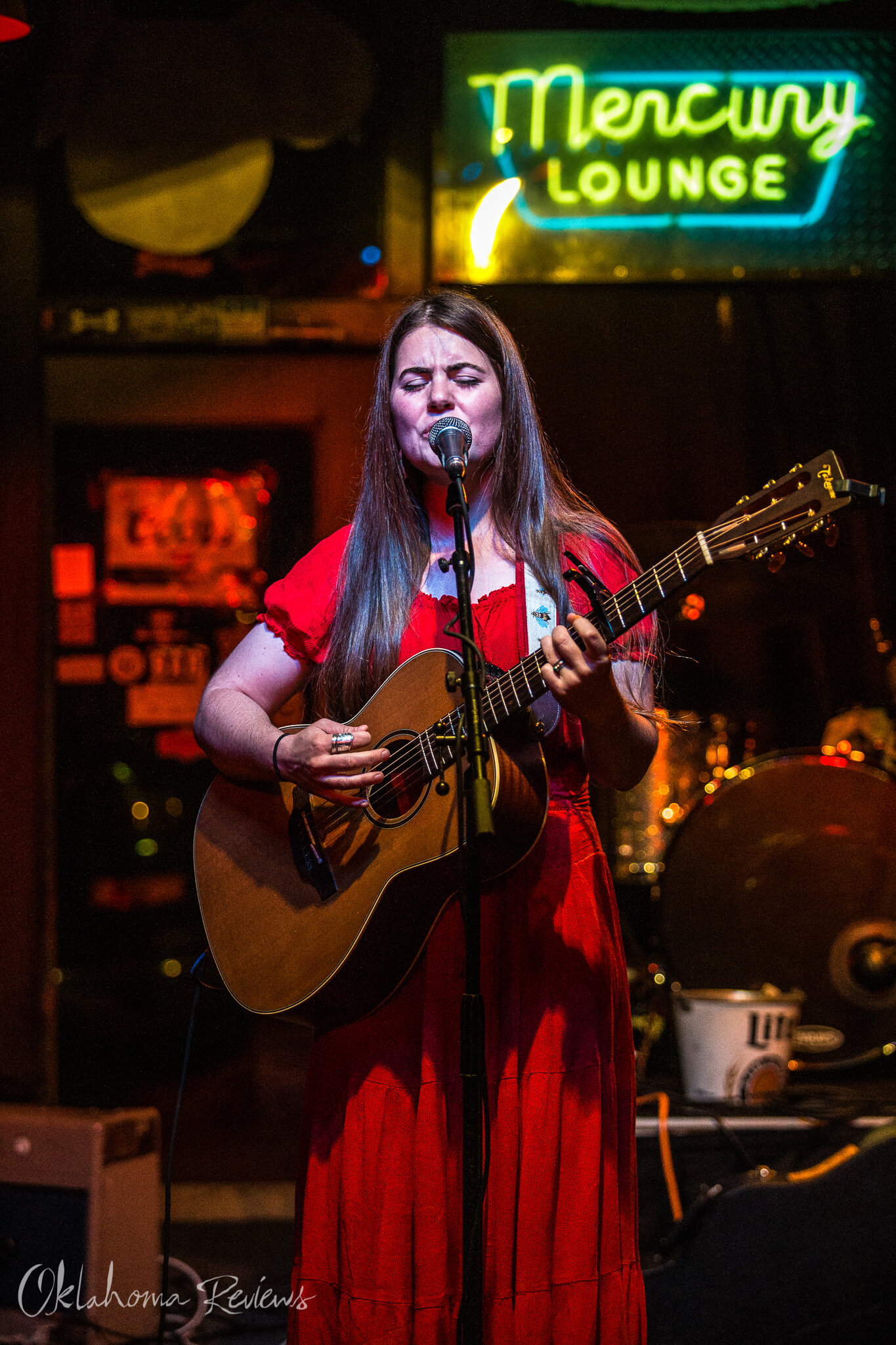 Senora May at The Mercury Lounge Tulsa