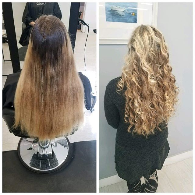 Before and Afters done by Rebecka!