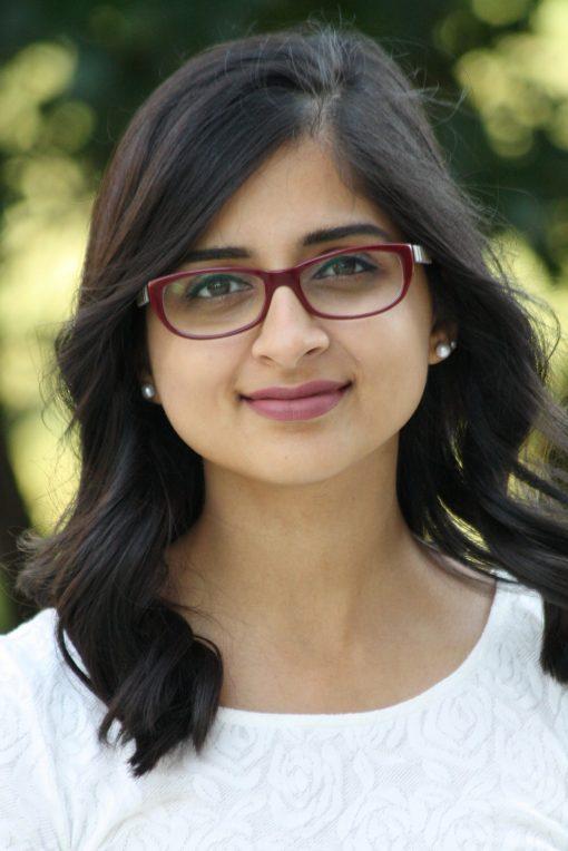 Manpreet Saini MSc Graduate