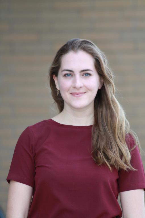 Carlee Wright MSc Graduate