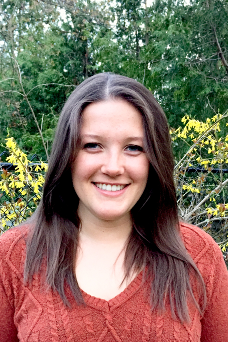 Chloe Zivot BScH Graduate