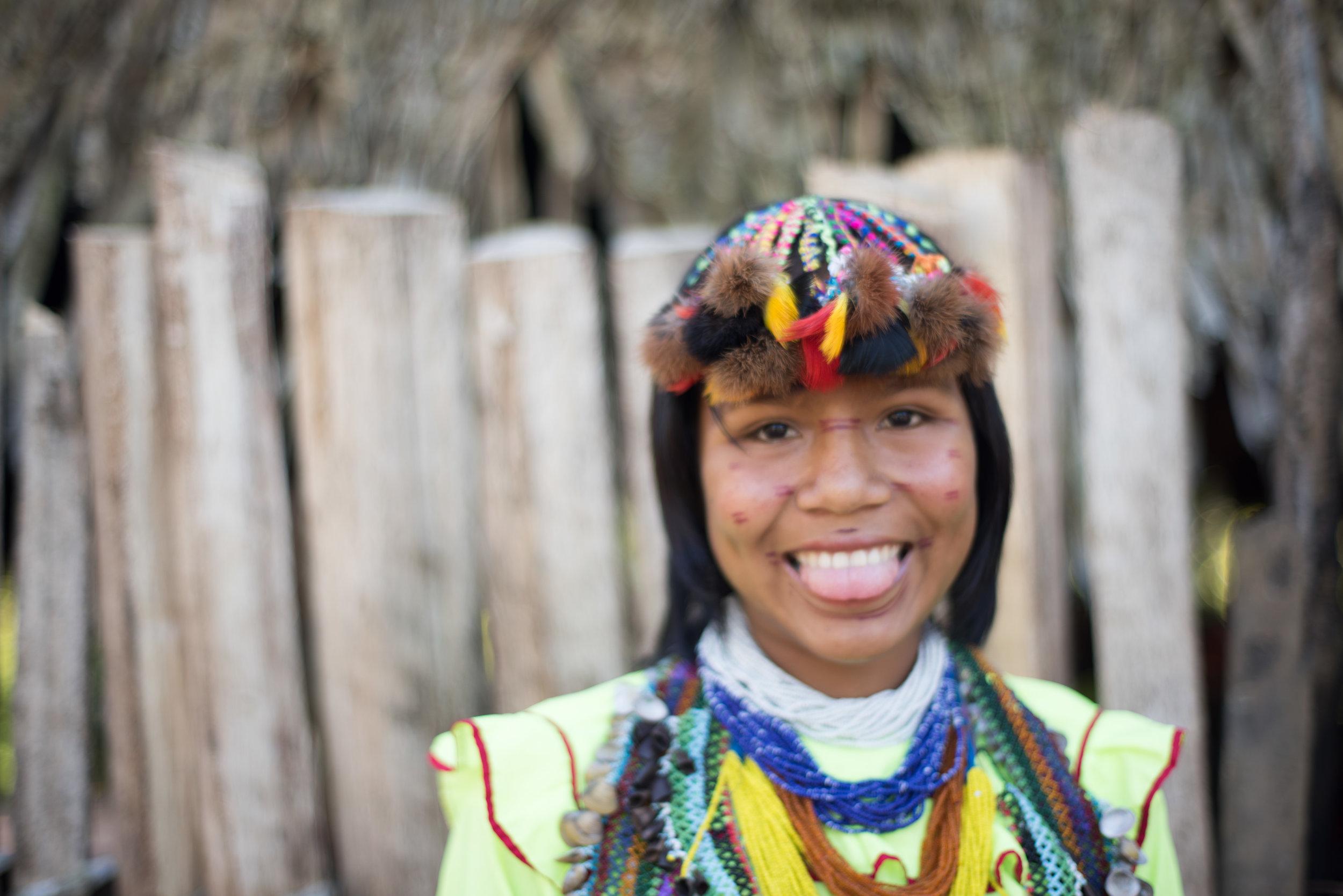 SHAWI IN PERU