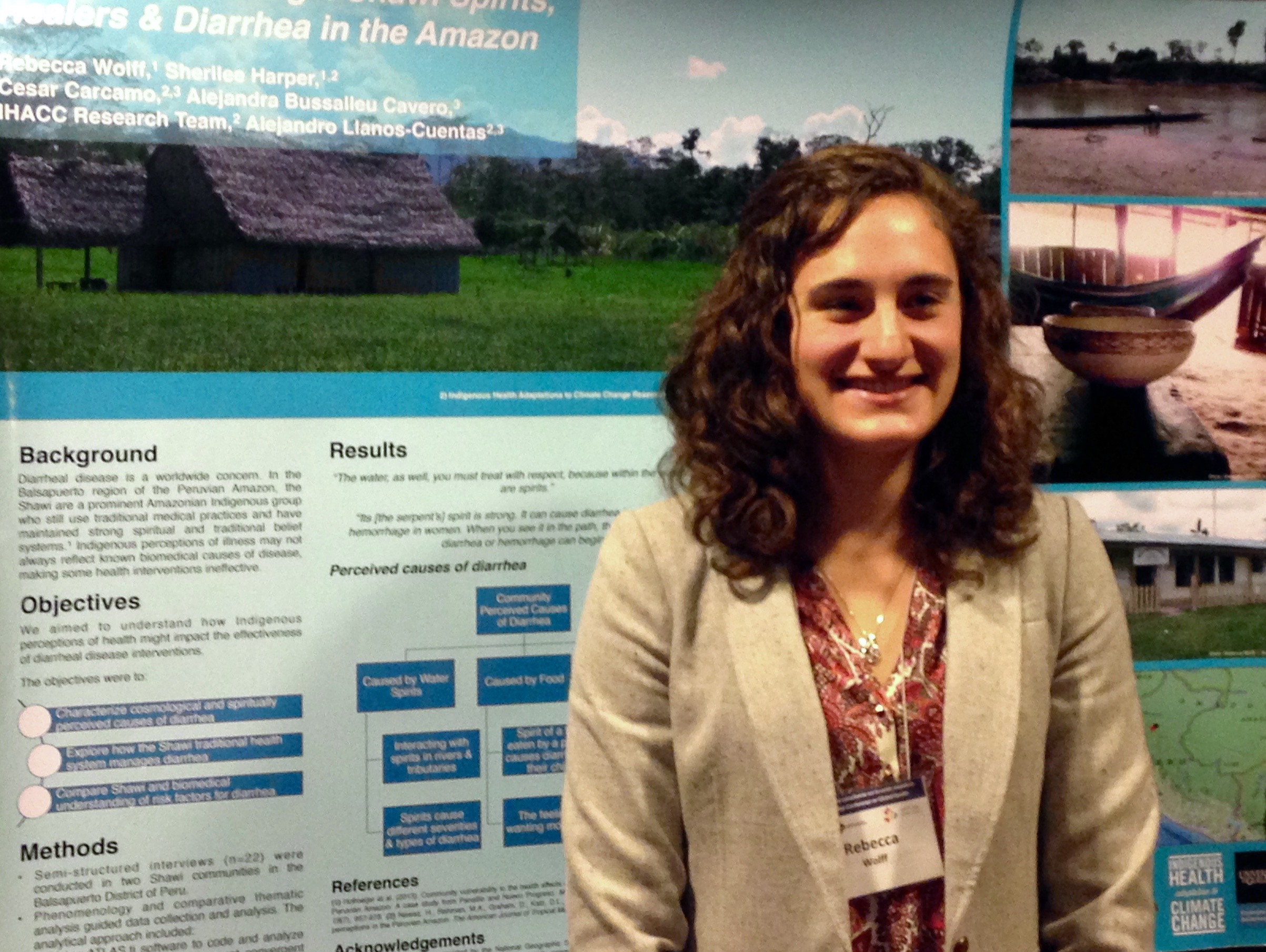 Award Winning Poster - 2015 Canadian Conference on Global Health