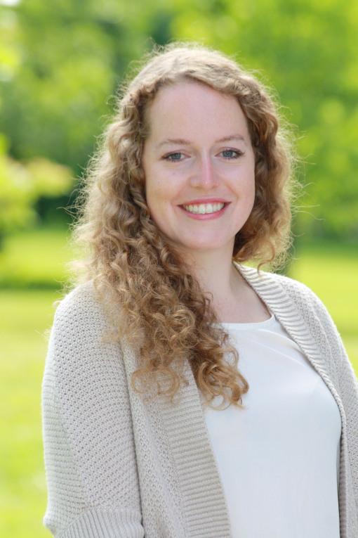 Vivienne Steele MSc Graduate
